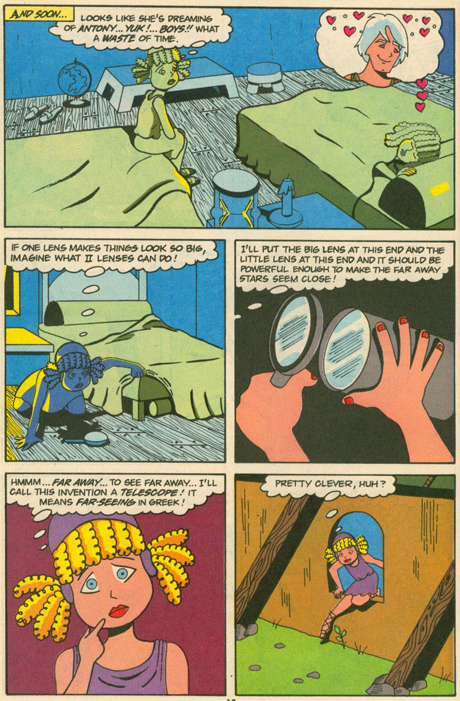 Read online Sweet XVI (Sixteen): Back To School Special comic -  Issue # Full - 24
