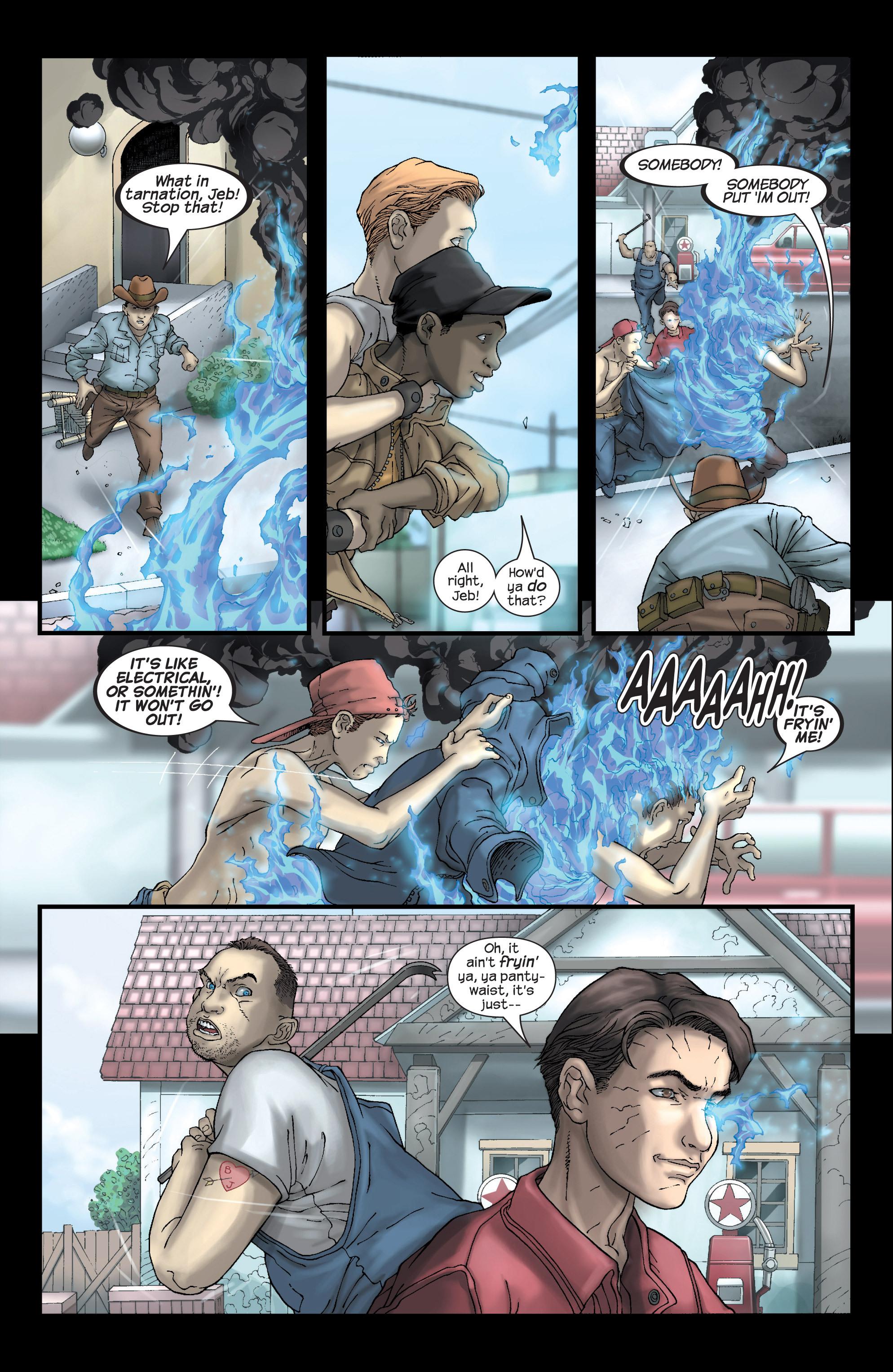 Read online Uncanny X-Men (1963) comic -  Issue #437 - 6