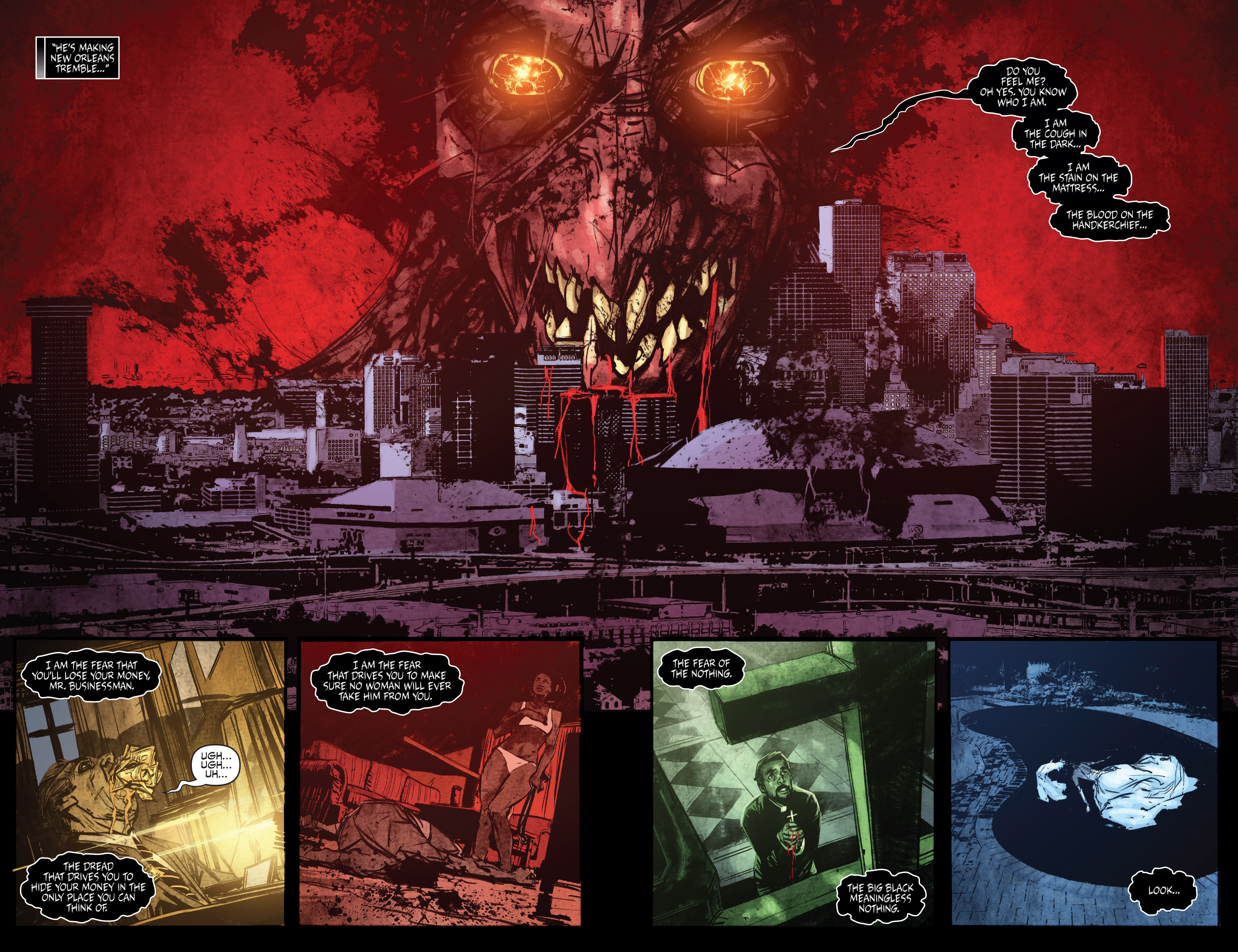 Read online Shadowman (2012) comic -  Issue #16 - 4