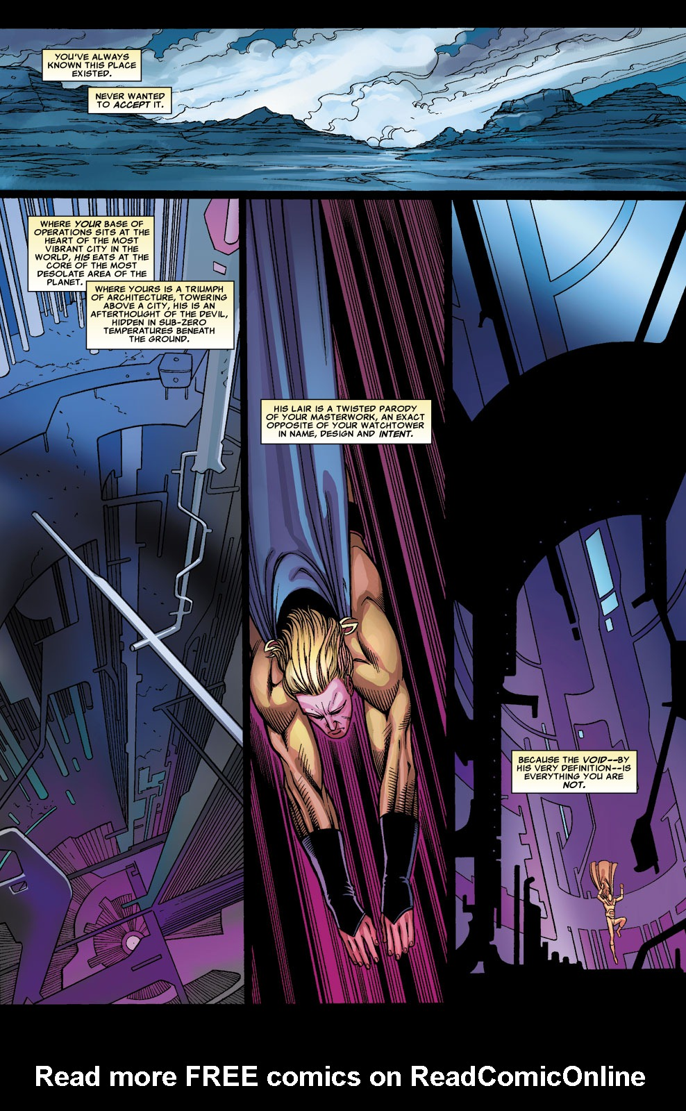 Read online Sentry (2006) comic -  Issue #8 - 3