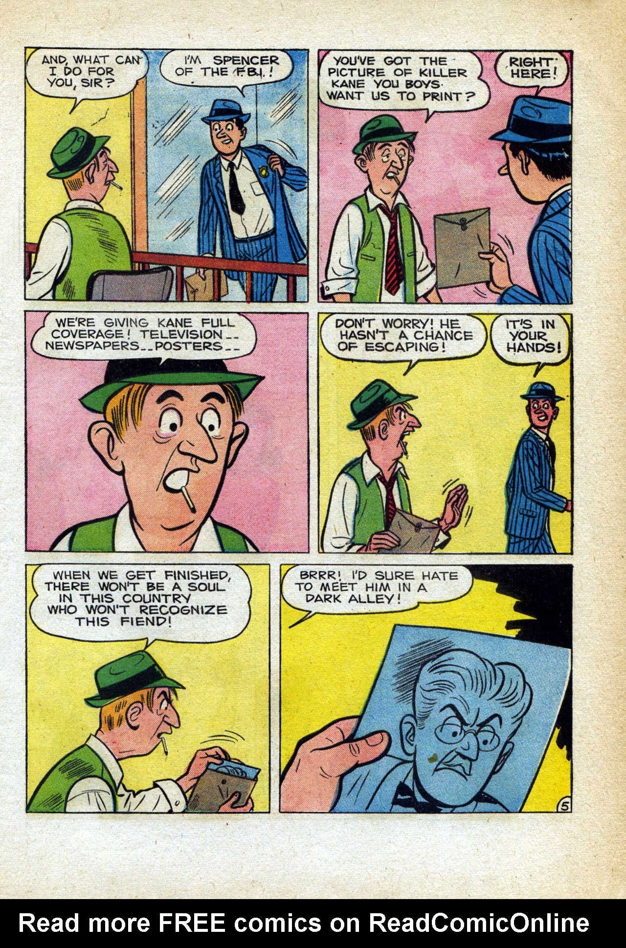 Read online Archie (1960) comic -  Issue #140 - 17