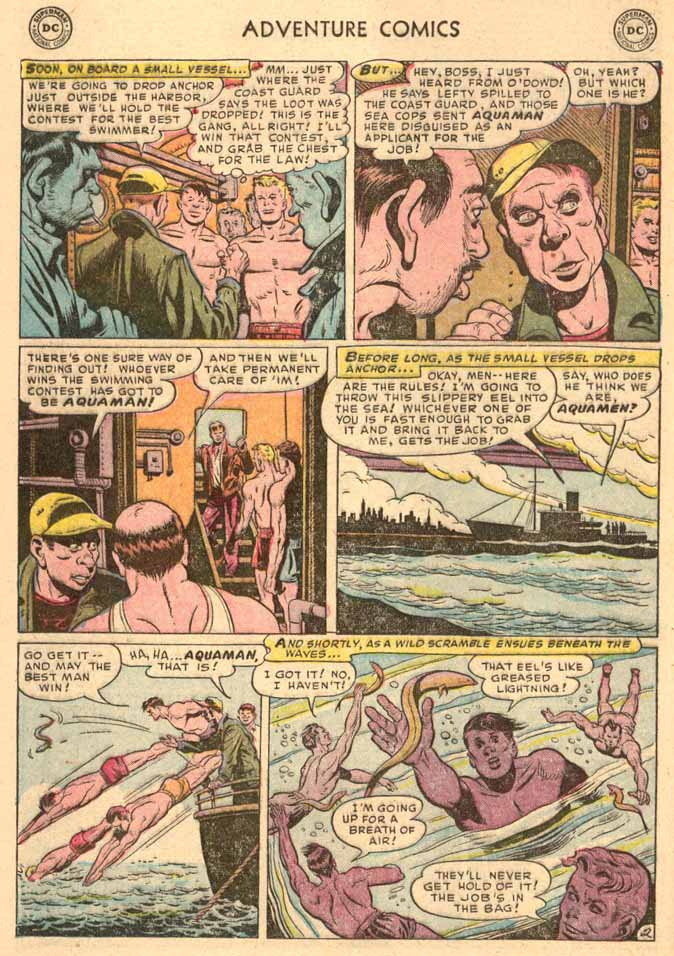 Read online Adventure Comics (1938) comic -  Issue #185 - 18