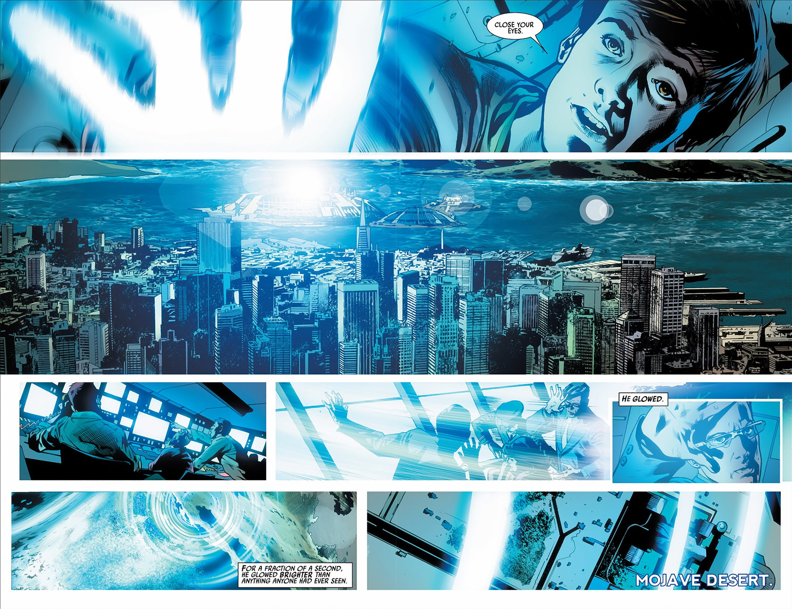 Read online America's Got Powers comic -  Issue #2 - 31