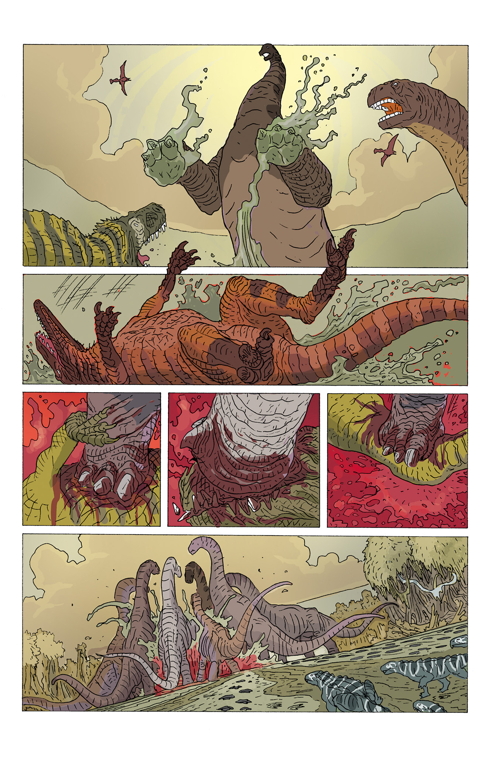 Age of Reptiles: Ancient Egyptians 3 Page 6