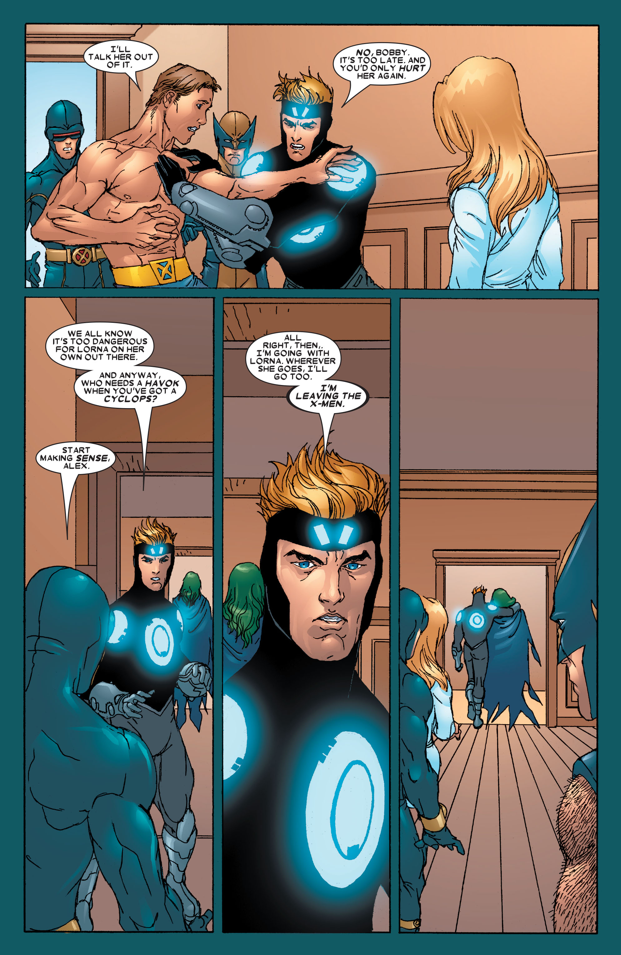 X-Men (1991) 179 Page 22
