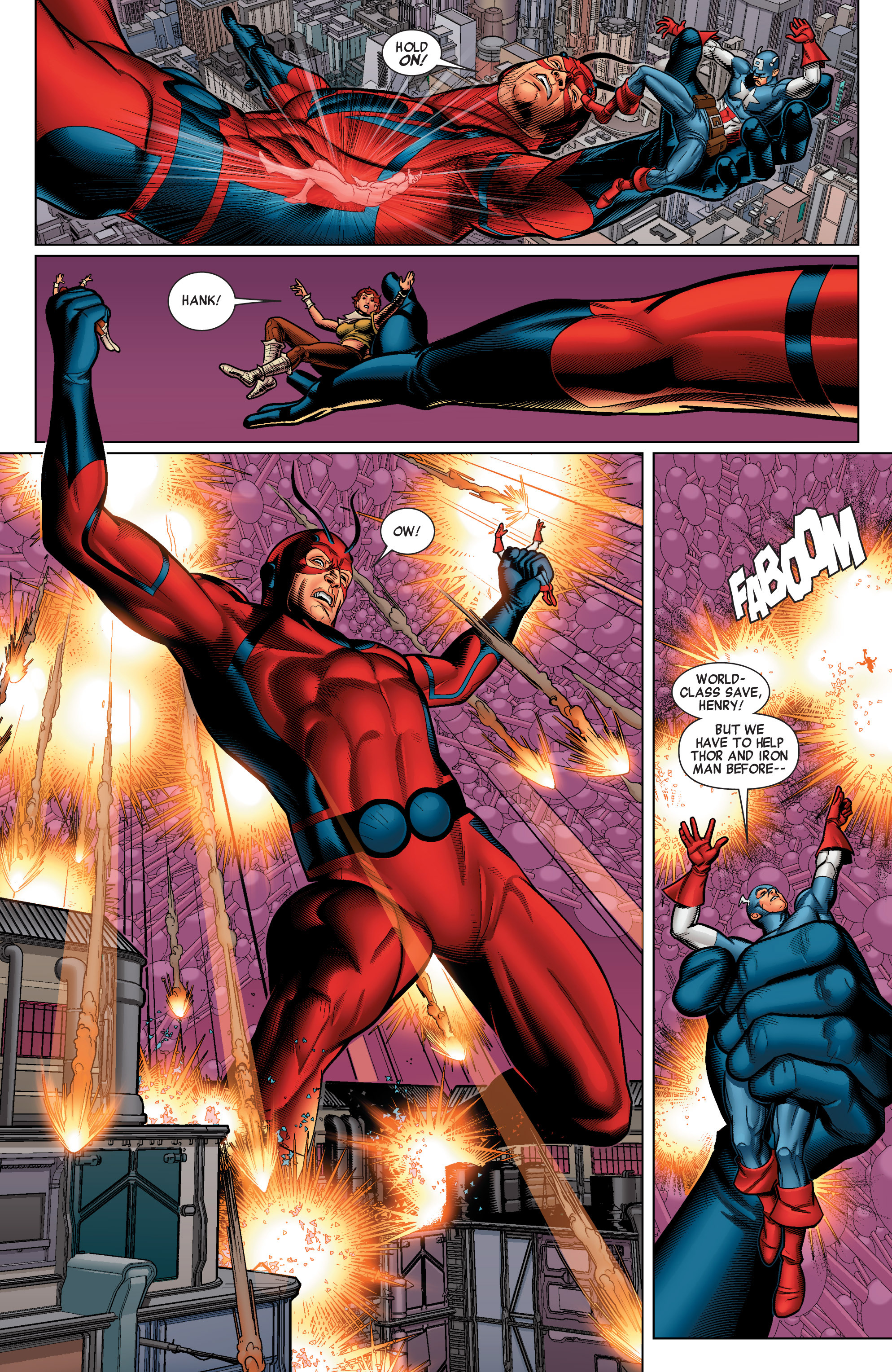 Read online Avengers (2010) comic -  Issue #34 - 7