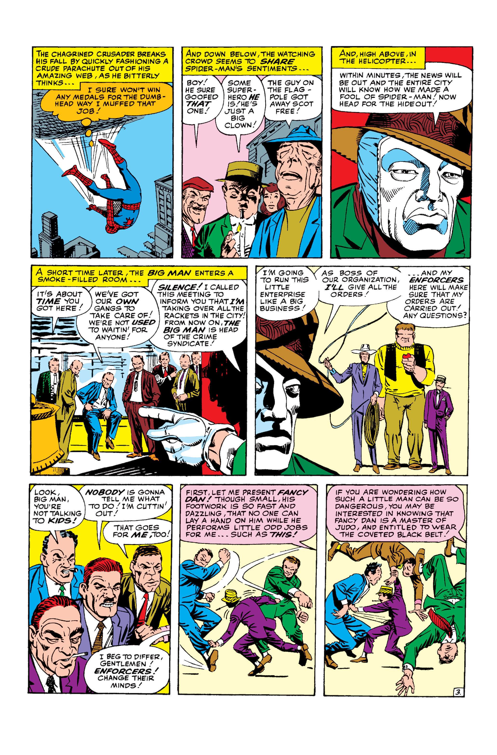 The Amazing Spider-Man (1963) 10 Page 3