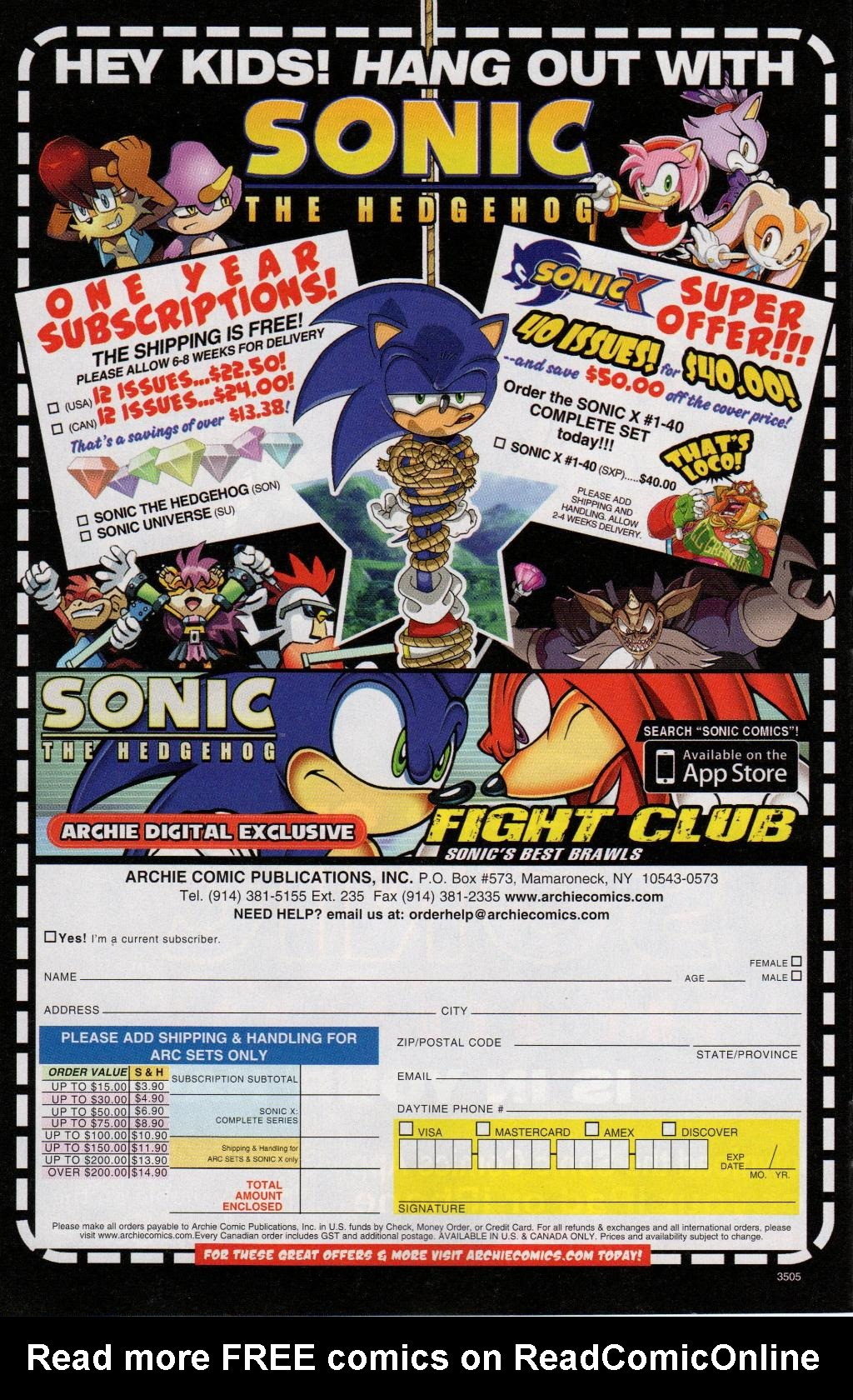 Read online Sonic Universe comic -  Issue #41 - 26