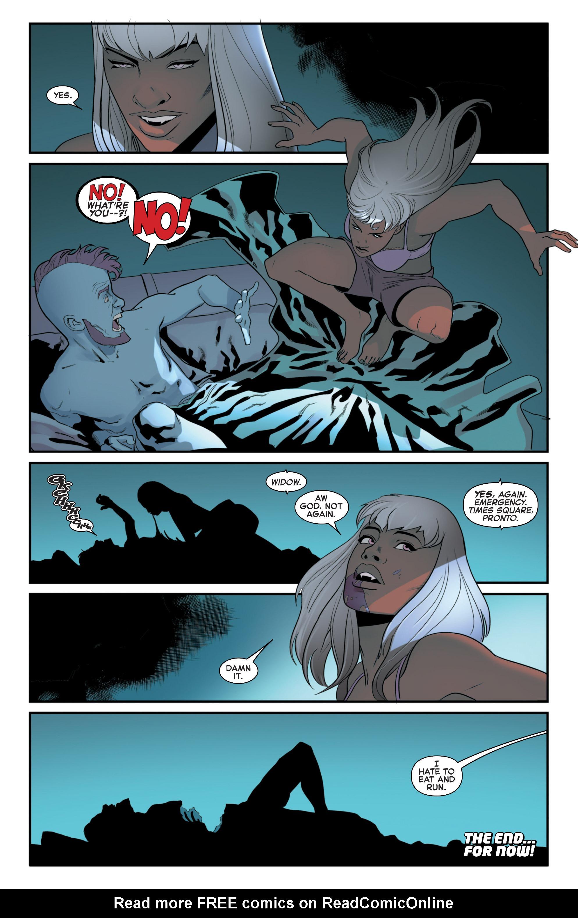 Read online Secret Wars 2099 comic -  Issue #5 - 22