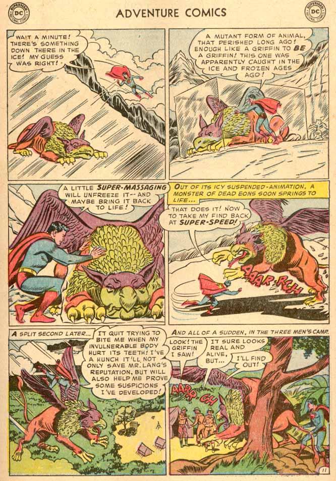 Read online Adventure Comics (1938) comic -  Issue #185 - 13