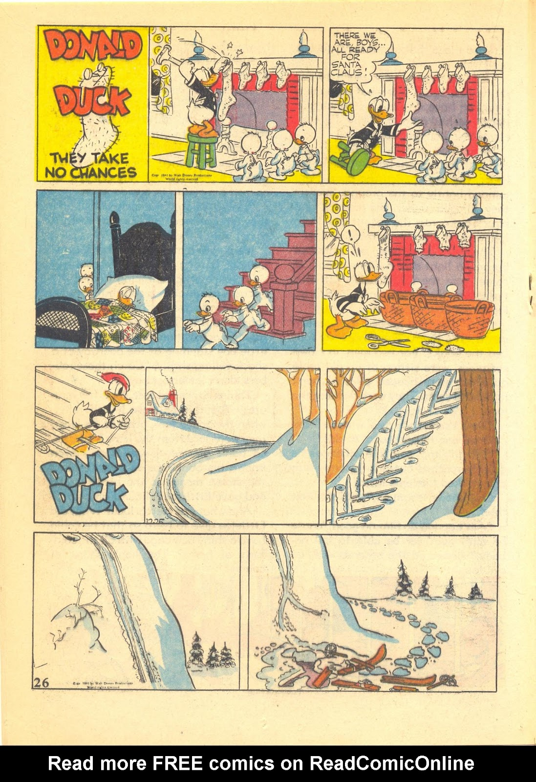 Walt Disney's Comics and Stories issue 40 - Page 28