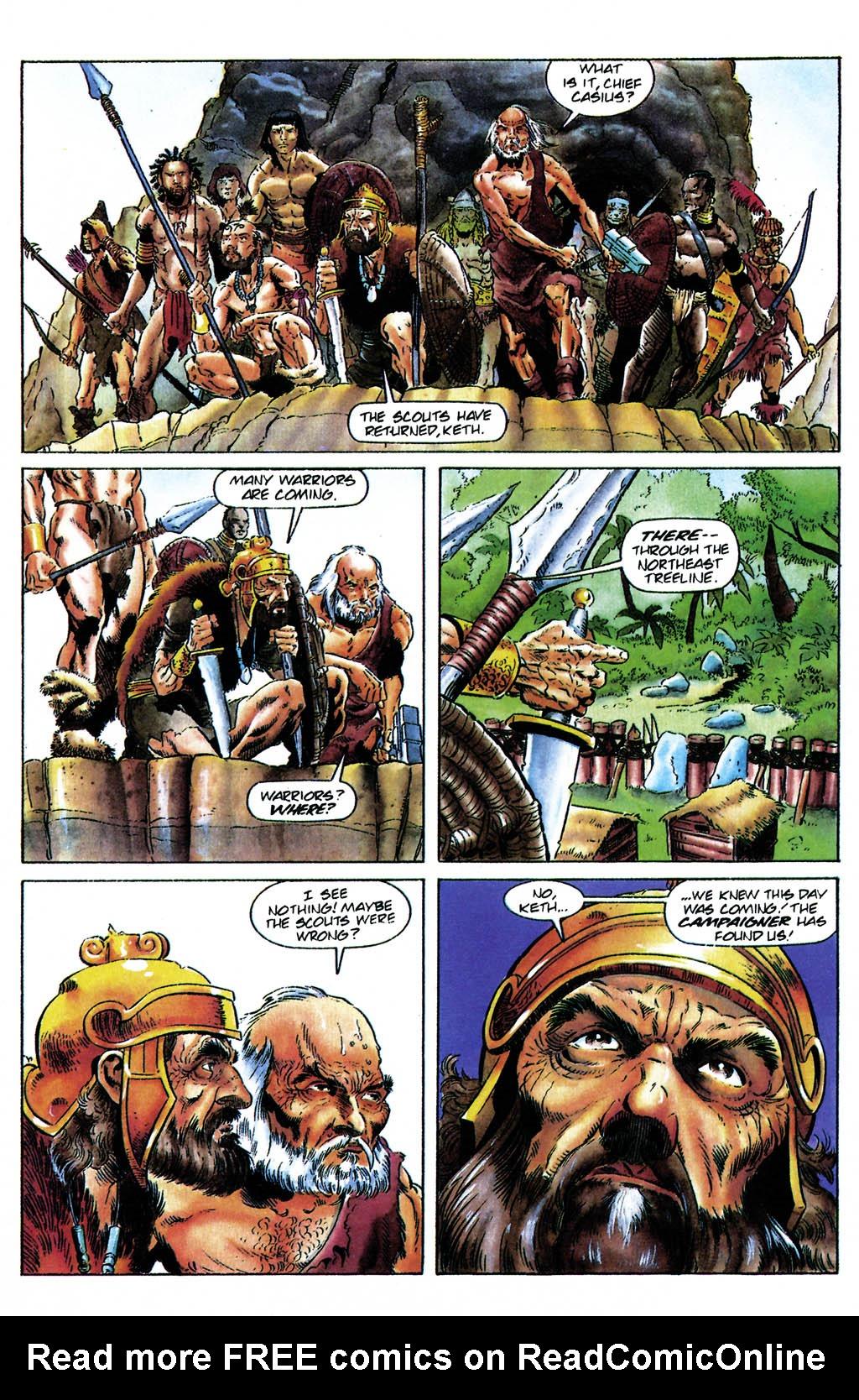 Read online Turok, Dinosaur Hunter (1993) comic -  Issue #24 - 11