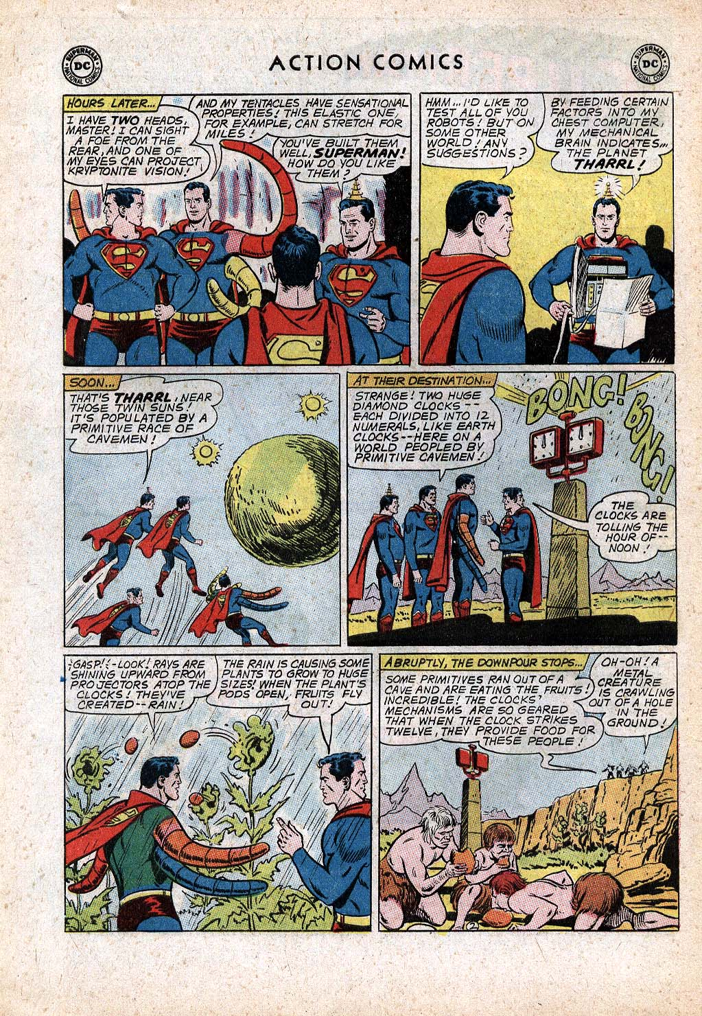 Read online Action Comics (1938) comic -  Issue #299 - 4