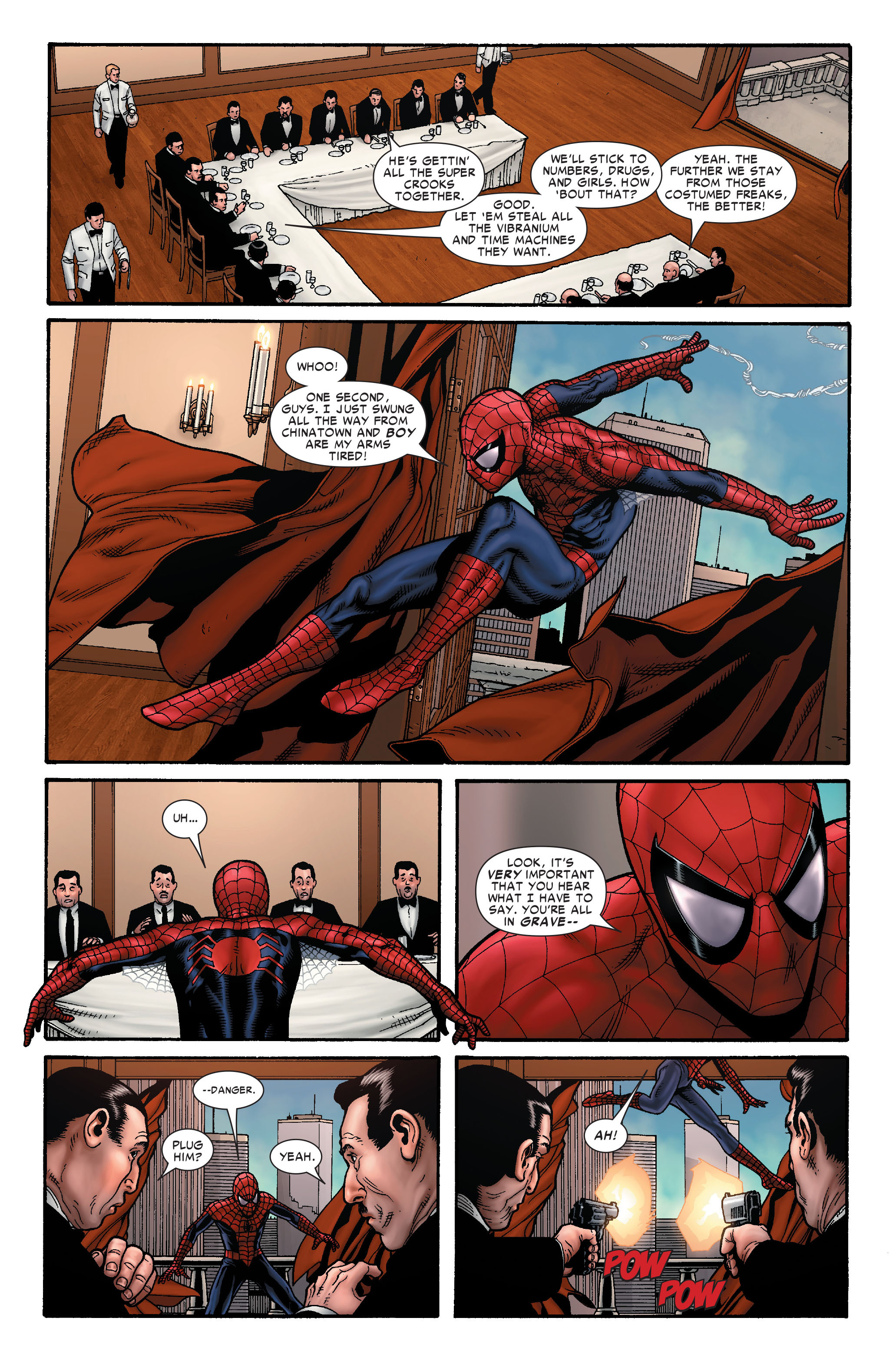 The Amazing Spider-Man (1963) 547 Page 21