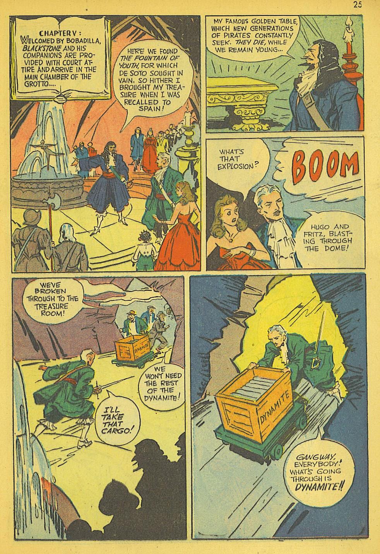 Read online Super-Magician Comics comic -  Issue #19 - 25