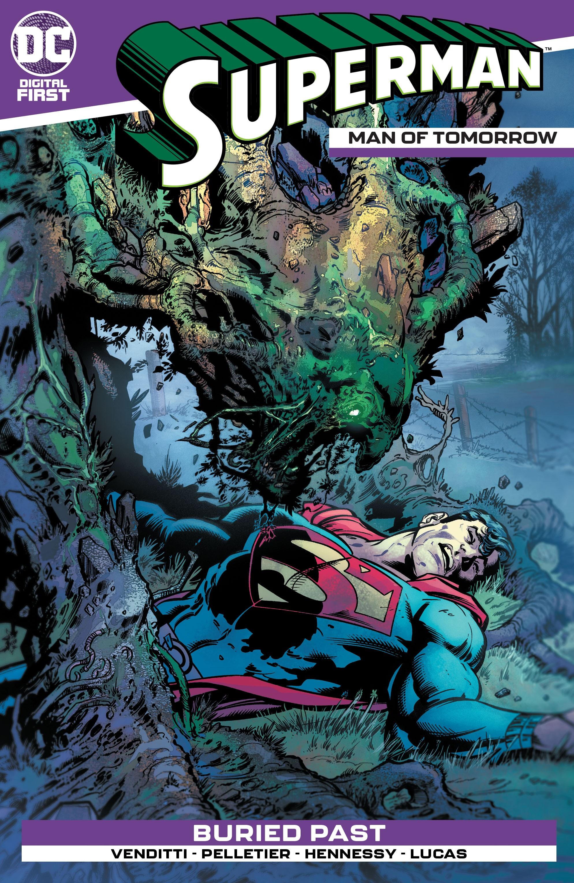 Superman: Man of Tomorrow 4 Page 1