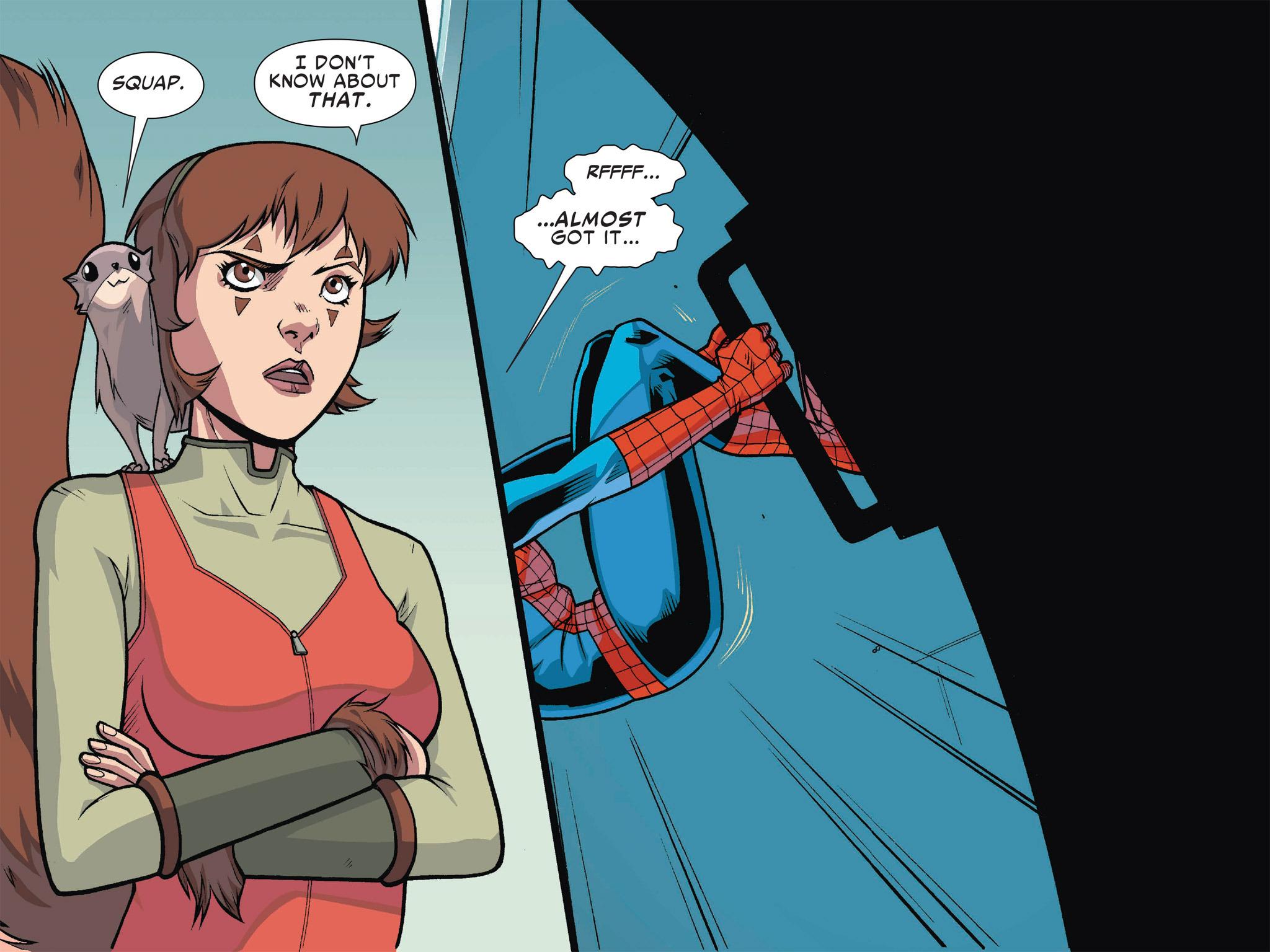 Read online Ultimate Spider-Man (Infinite Comics) (2016) comic -  Issue #1 - 34