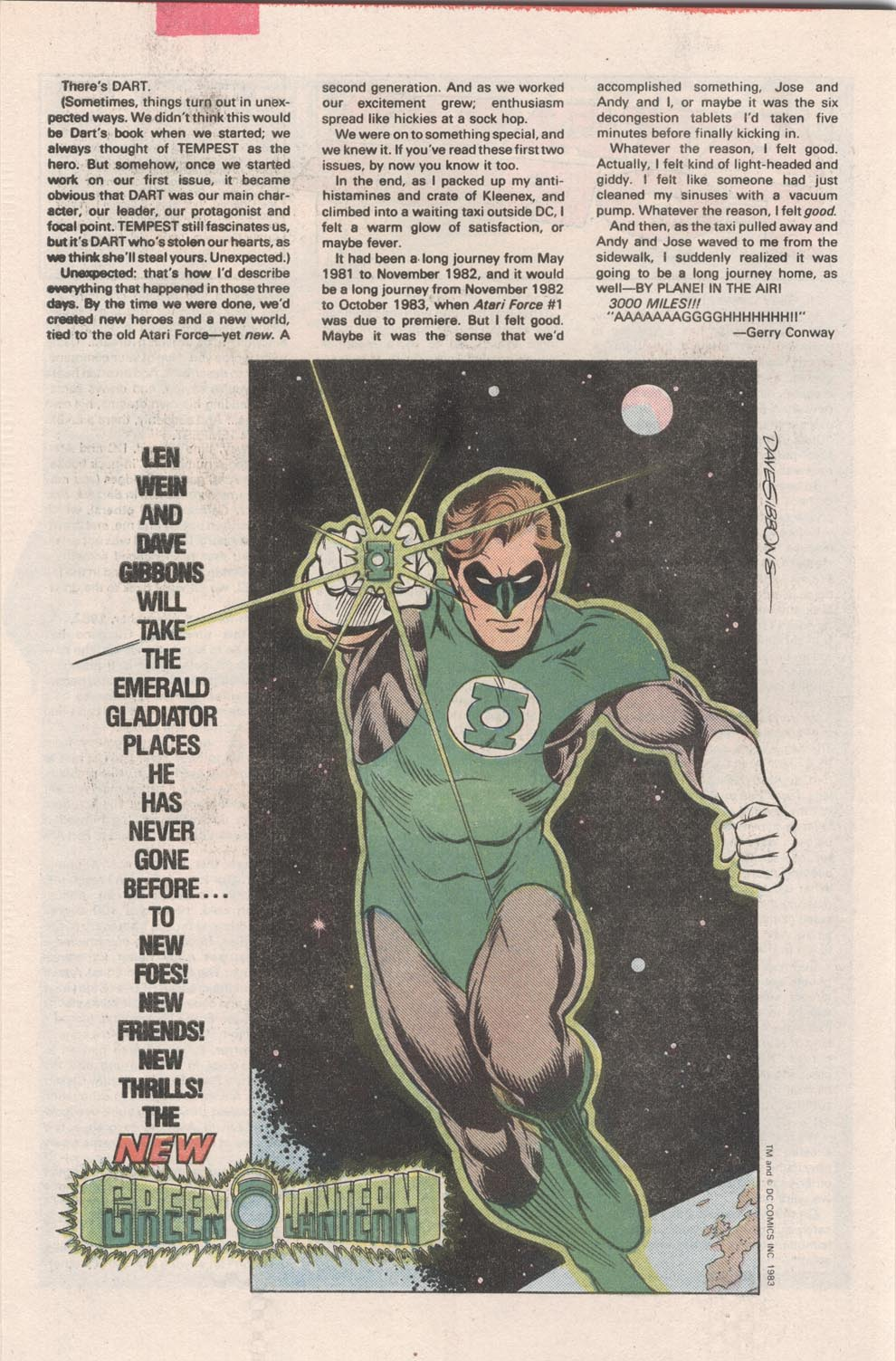 Read online Atari Force (1984) comic -  Issue #2 - 28