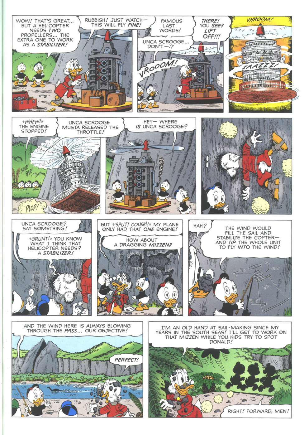Read online Uncle Scrooge (1953) comic -  Issue #347 - 21