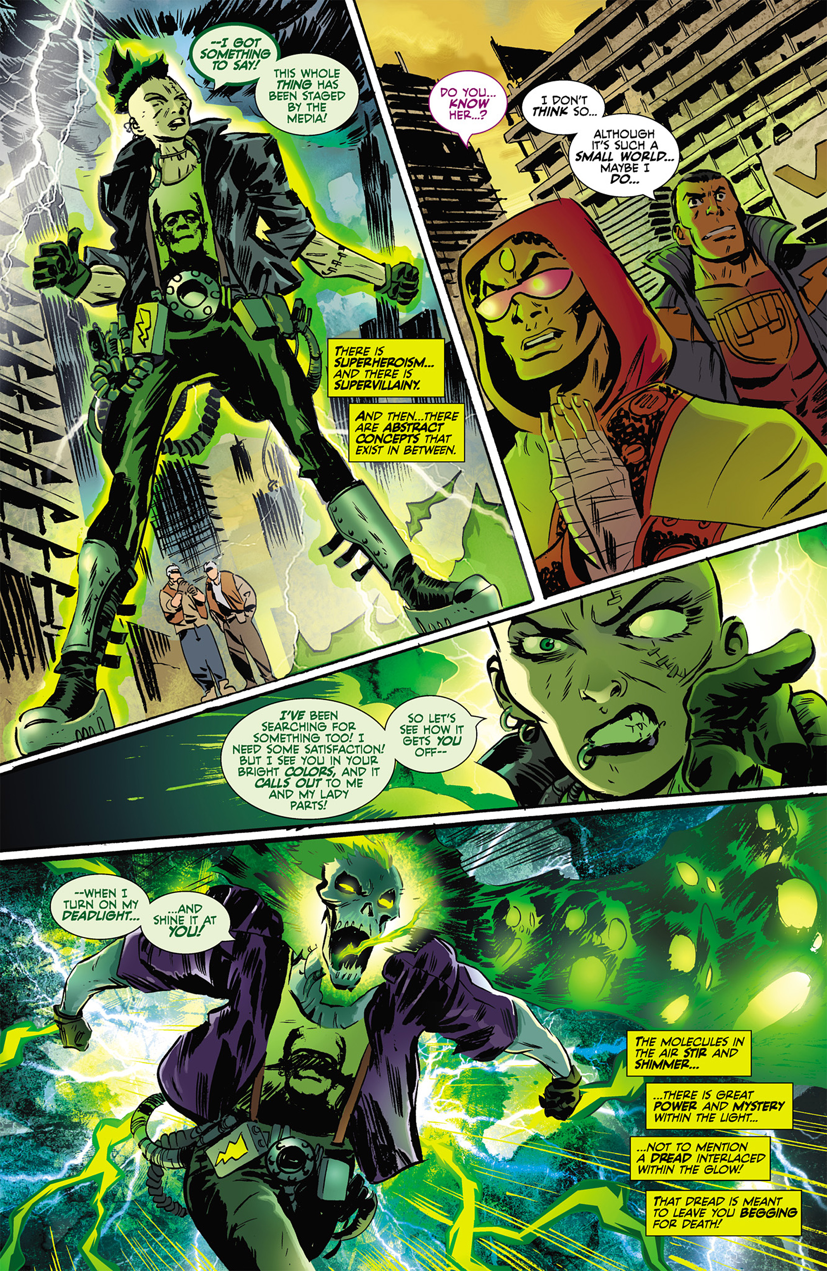 Read online Catalyst Comix comic -  Issue #2 - 13