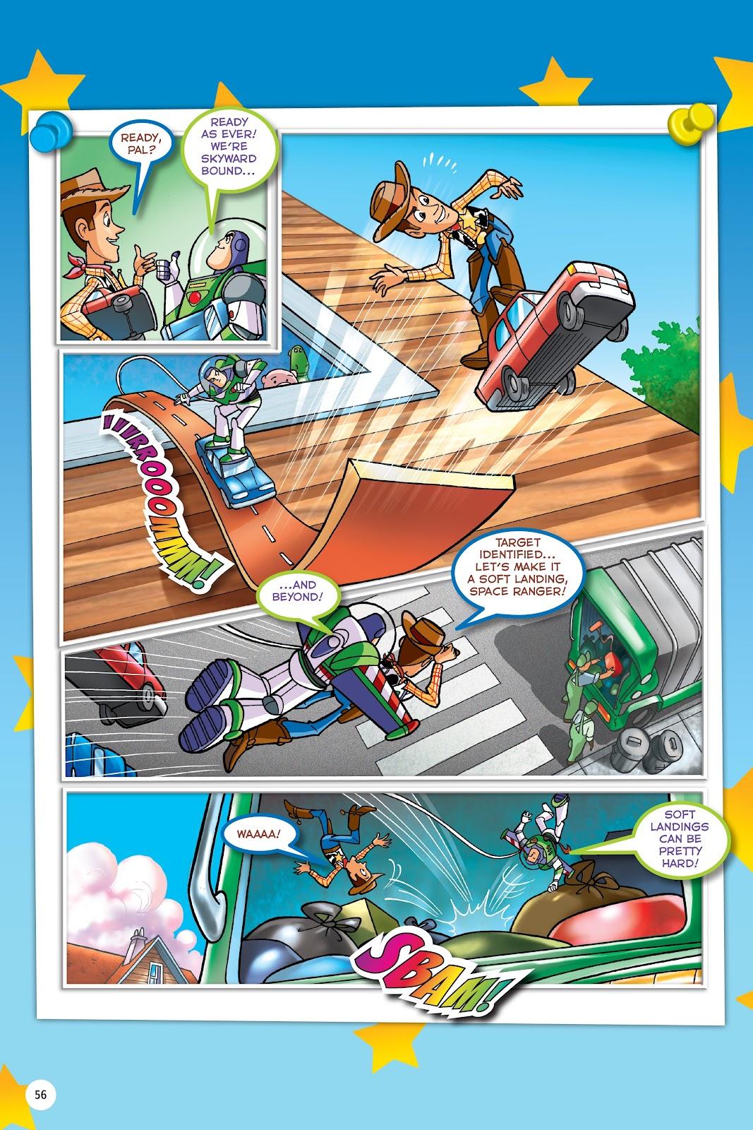 Read online DISNEY·PIXAR Toy Story Adventures comic -  Issue # TPB 1 (Part 1) - 56