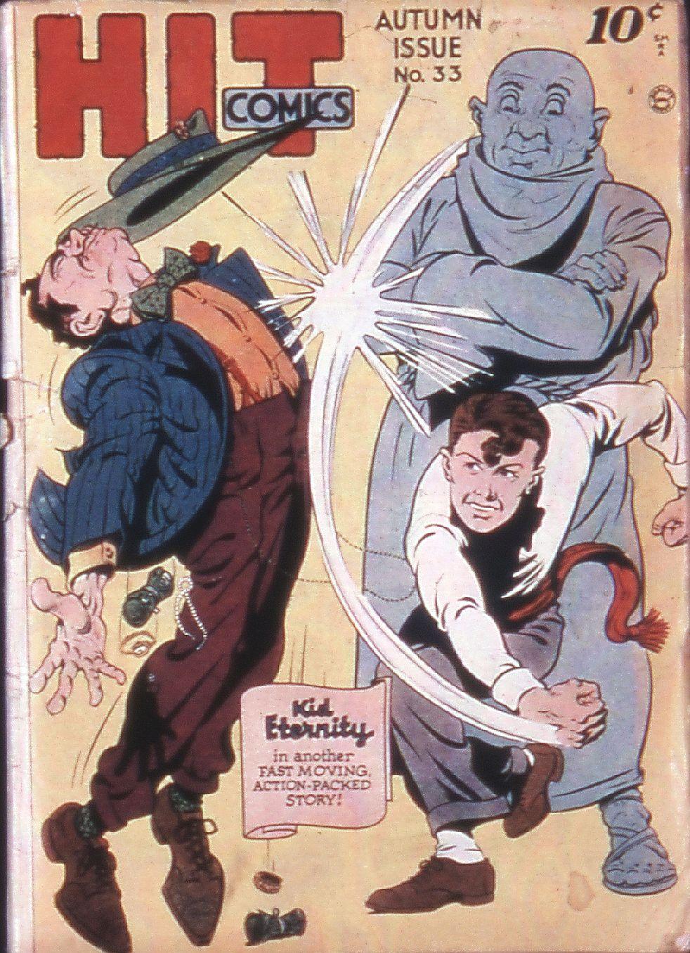 Read online Hit Comics comic -  Issue #33 - 1
