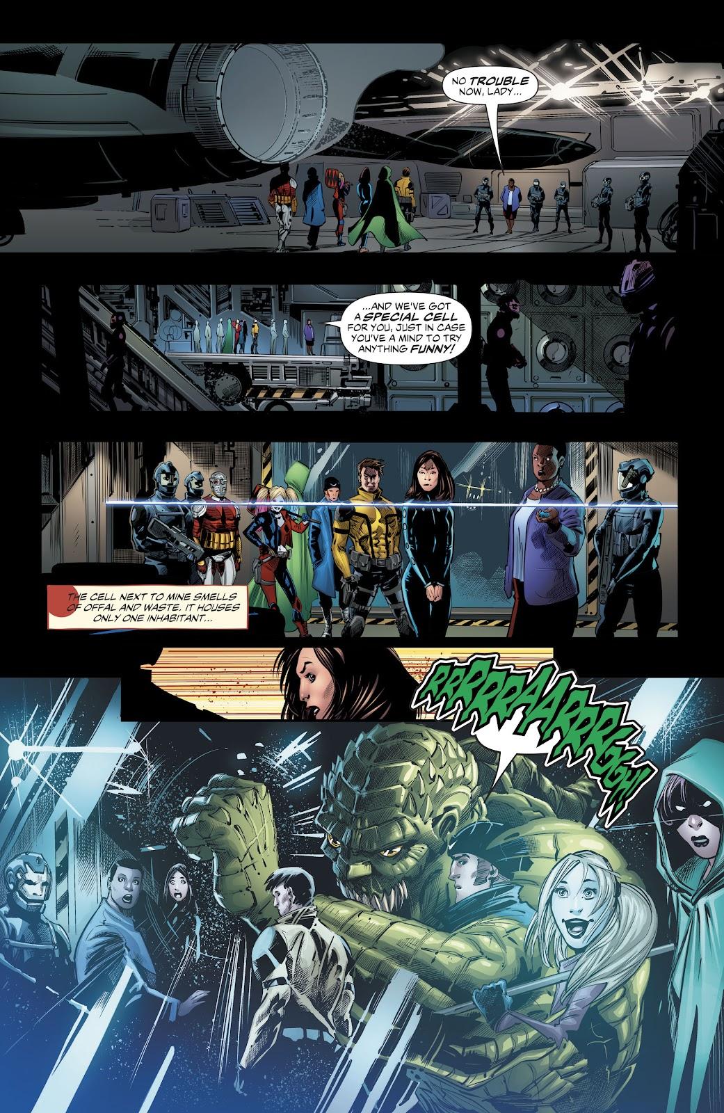Read online Suicide Squad Black Files comic -  Issue #4 - 11