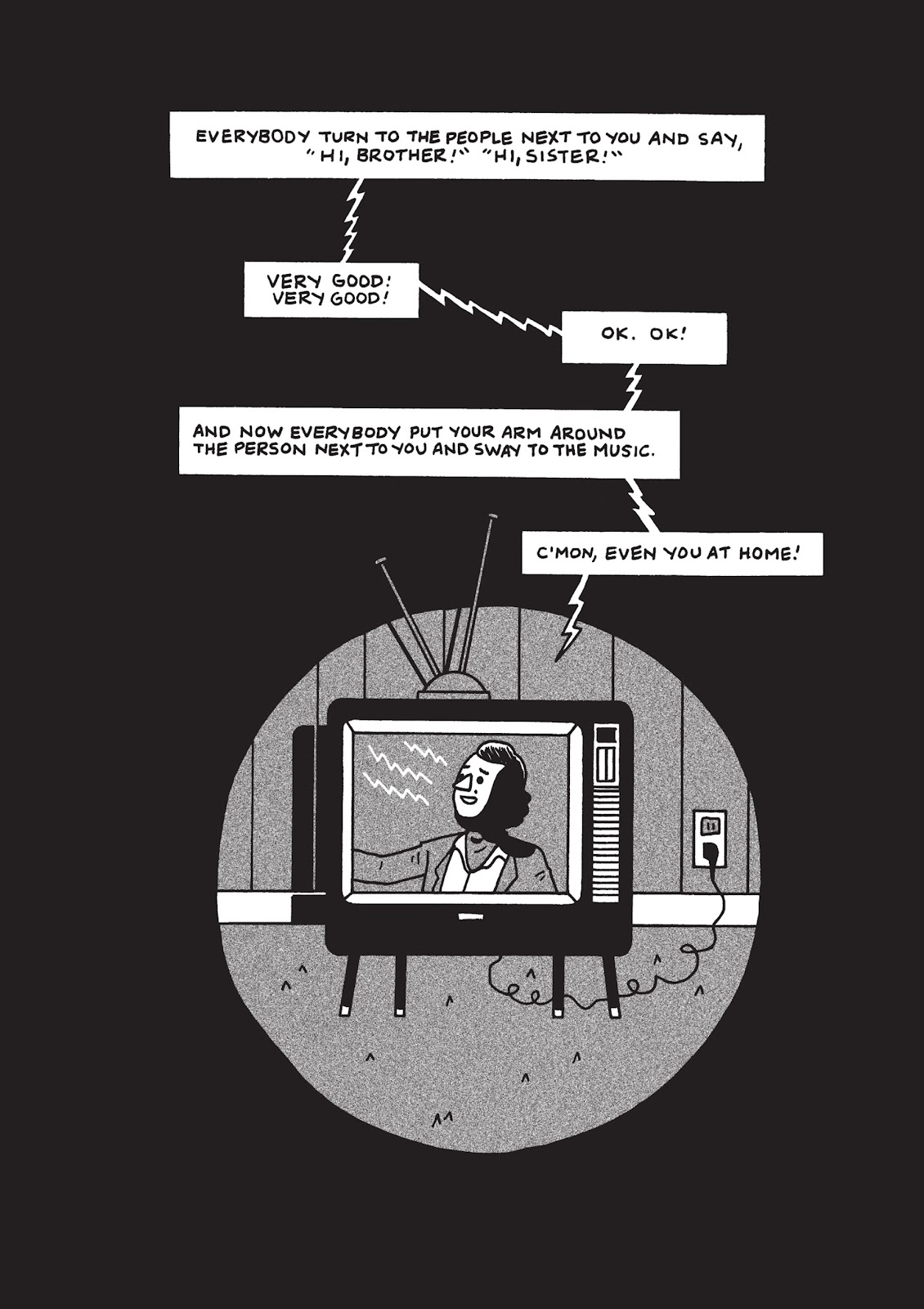 Read online Is This Guy For Real?: The Unbelievable Andy Kaufman comic -  Issue # TPB (Part 3) - 62