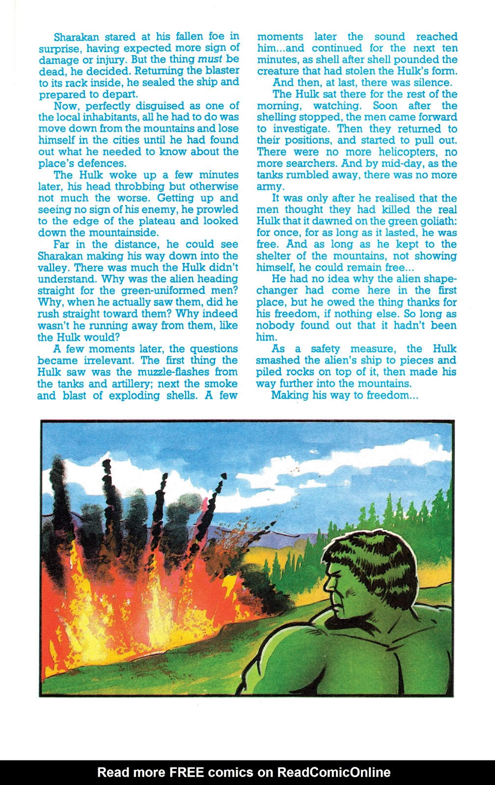 Read online Hulk: From The Marvel UK Vaults comic -  Issue # TPB (Part 3) - 27