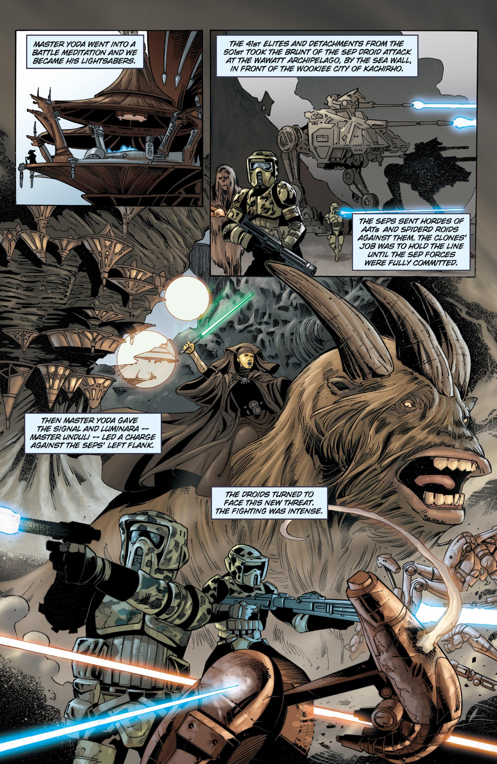 Read online Star Wars Omnibus comic -  Issue # Vol. 26 - 387