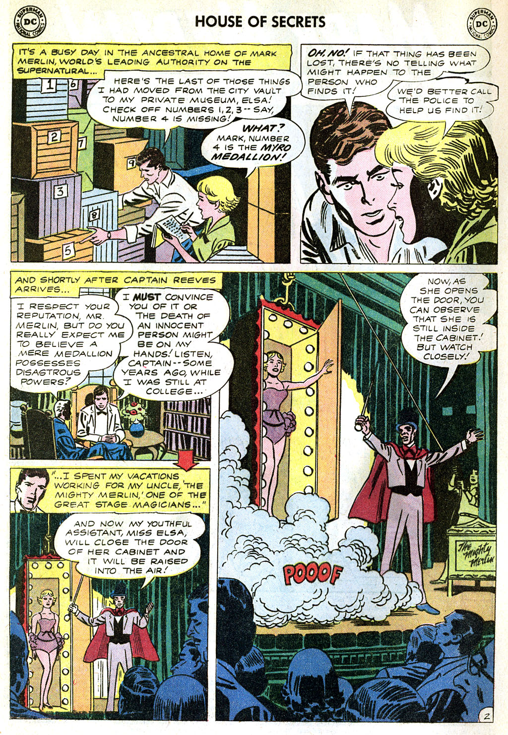 House of Secrets (1956) issue 58 - Page 4