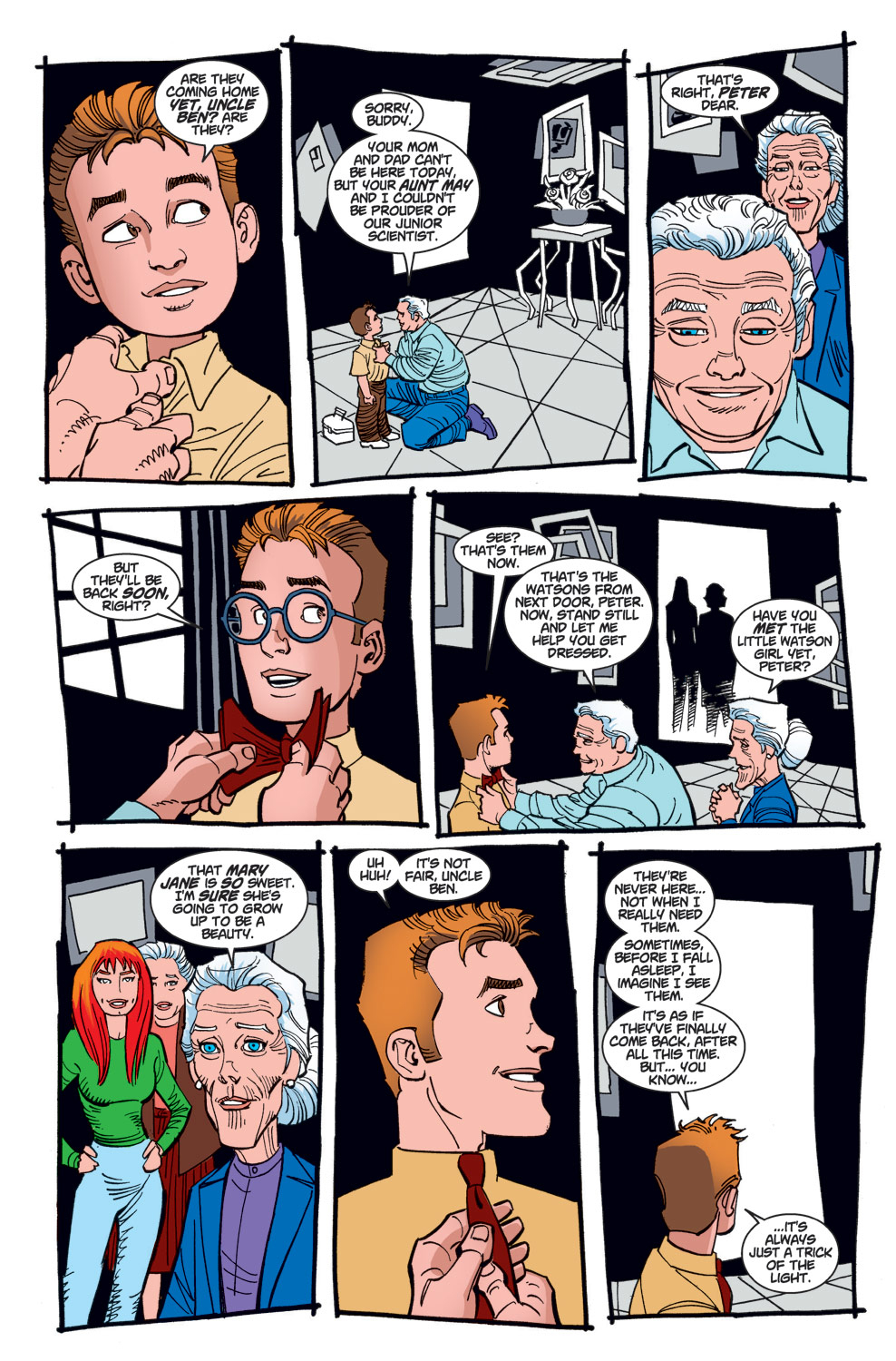 The Amazing Spider-Man (1999) 25 Page 7