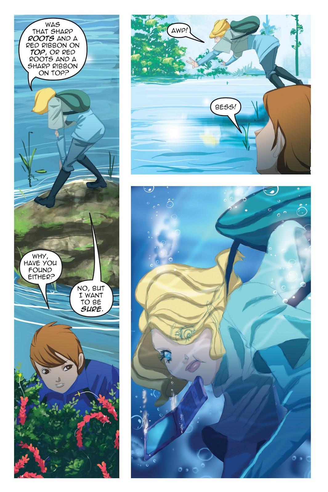 Read online Nancy Drew comic -  Issue #19 - 44