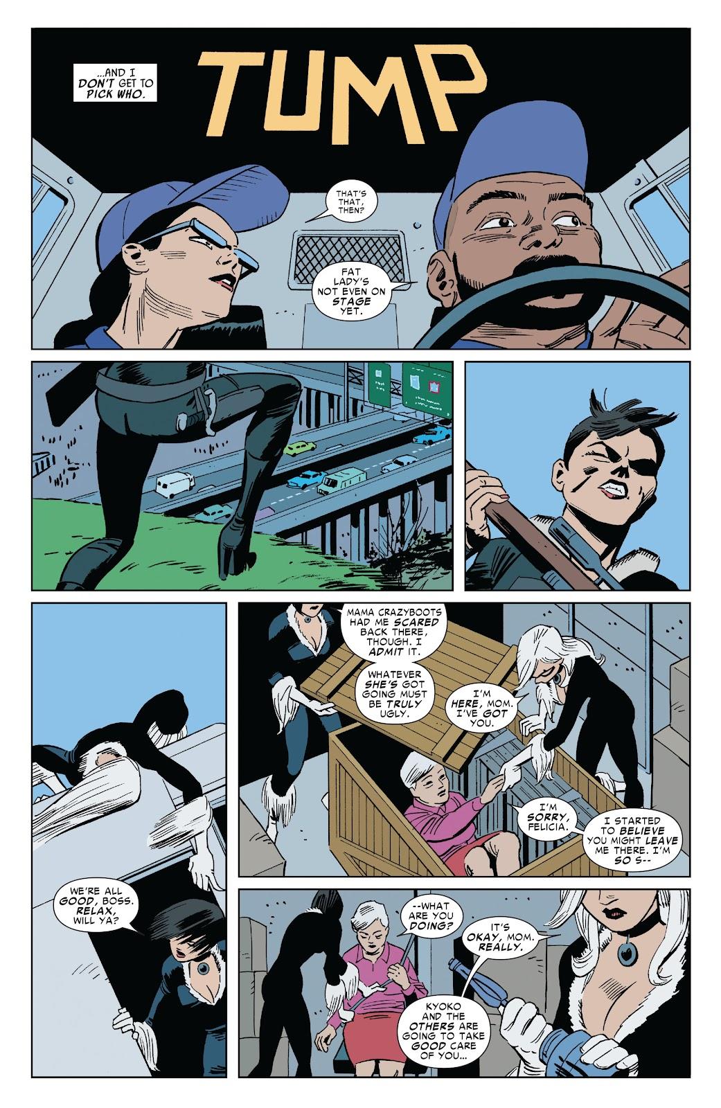 Amazing Spider-Man Presents: Black Cat Issue #4 #4 - English 16