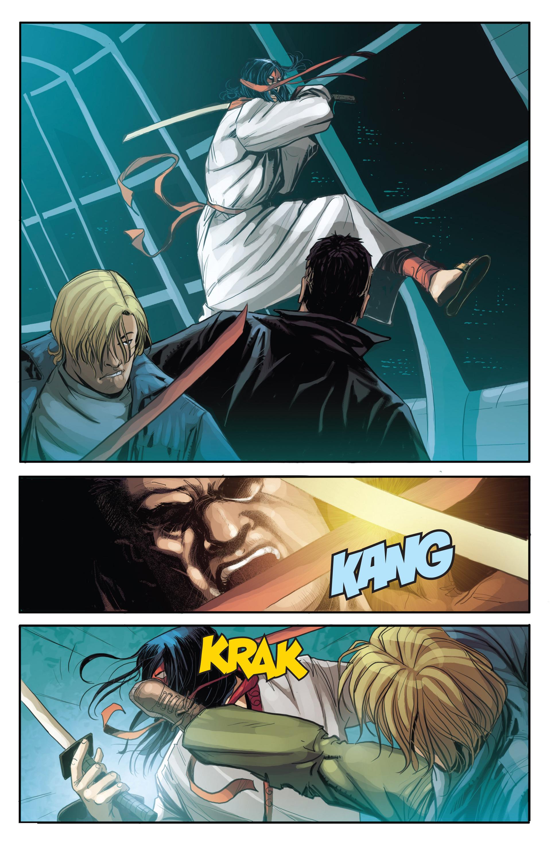 Read online Secret Warriors comic -  Issue #21 - 10