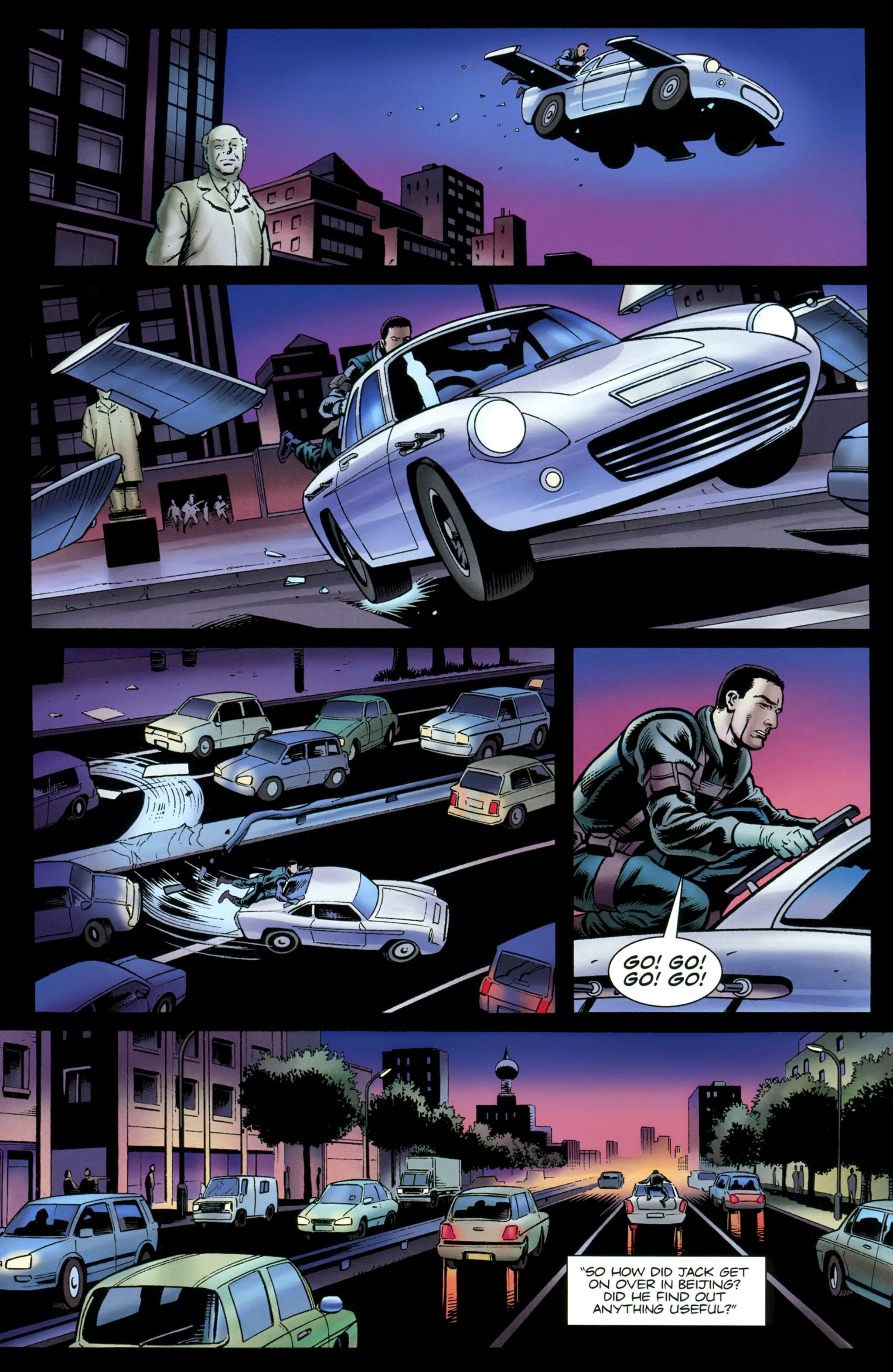 Read online Secret Service comic -  Issue #3 - 9