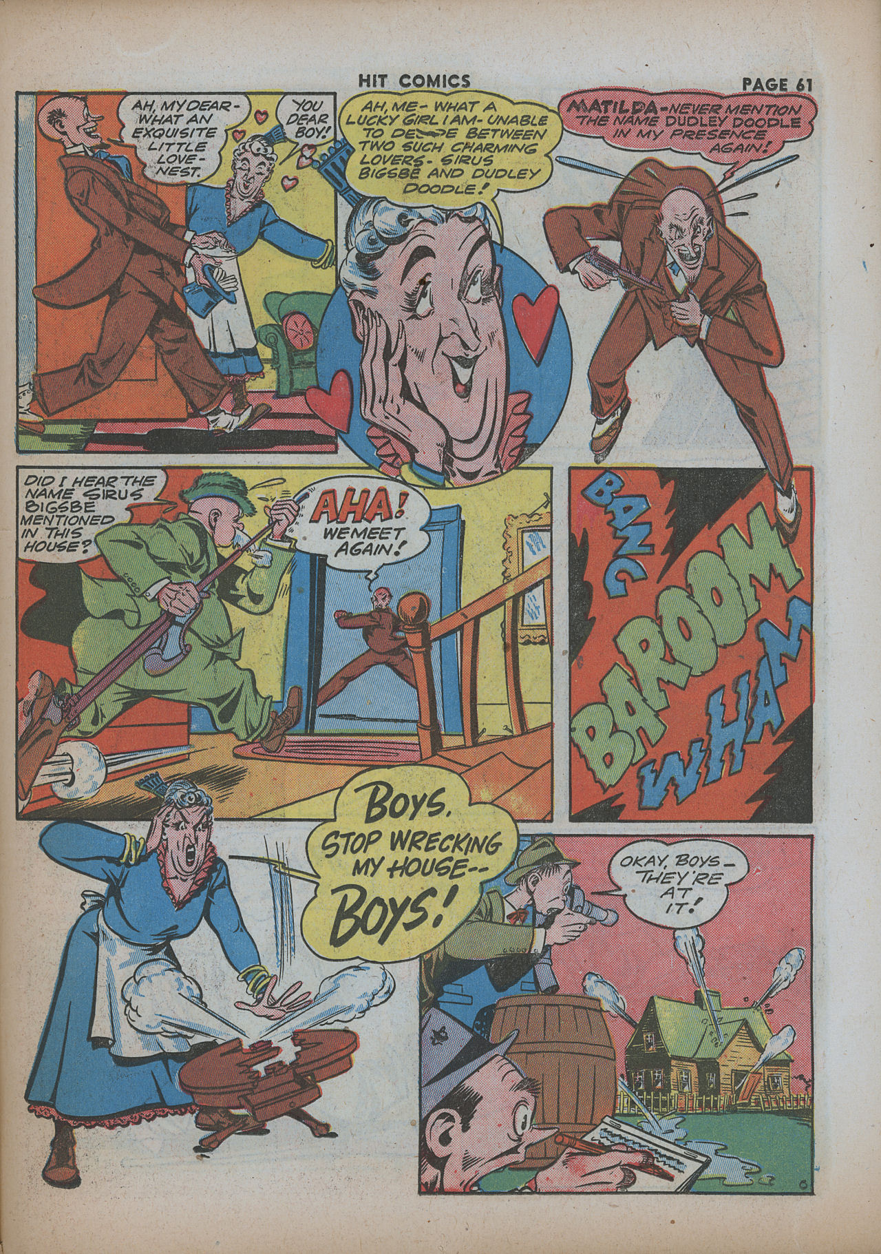 Read online Hit Comics comic -  Issue #26 - 62
