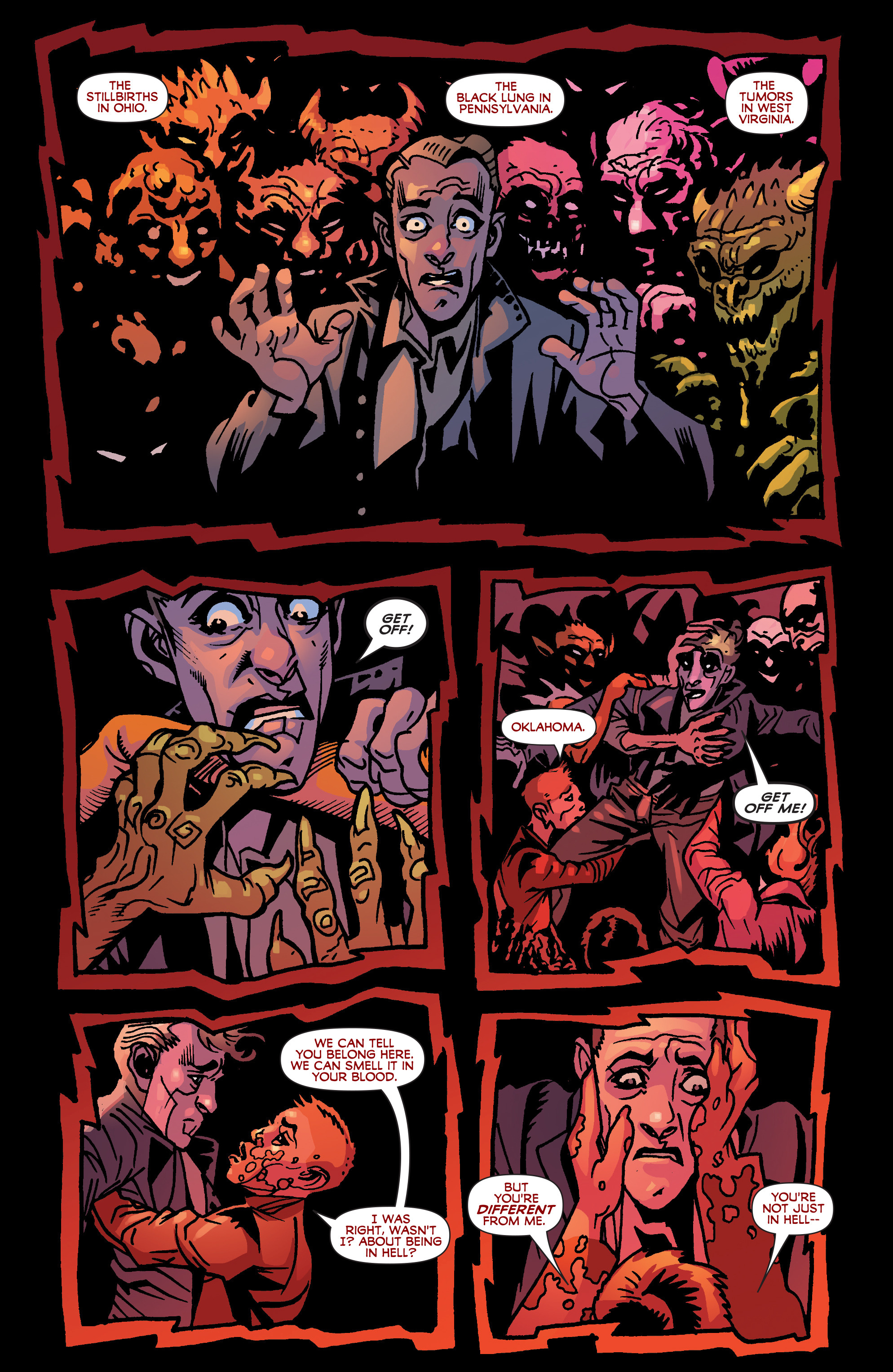 Read online Blood Blister comic -  Issue #1 - 21