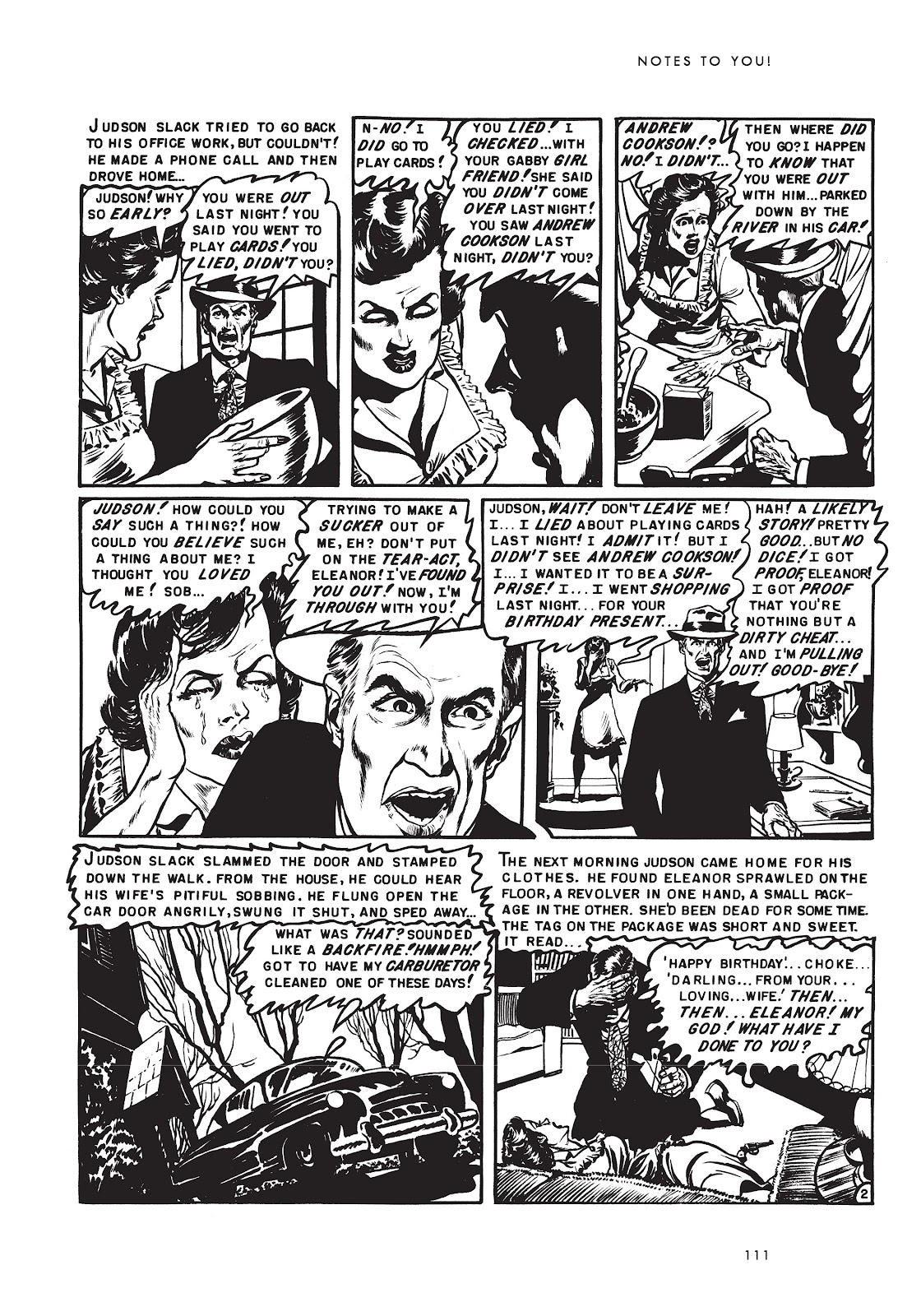 Read online Sucker Bait and Other Stories comic -  Issue # TPB (Part 2) - 26