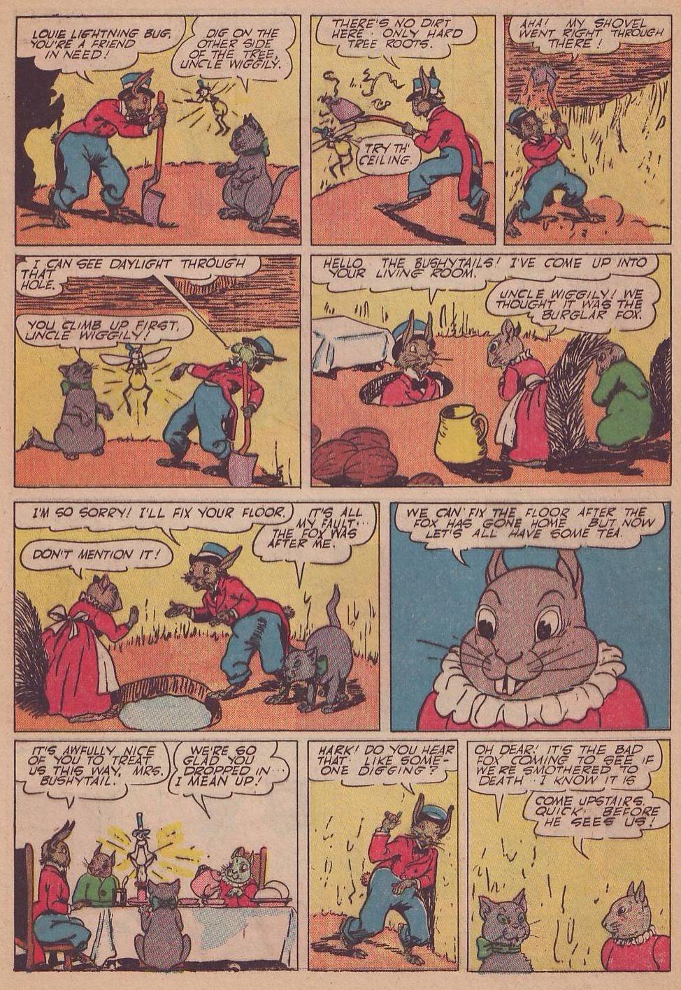 Read online Animal Comics comic -  Issue #17 - 5