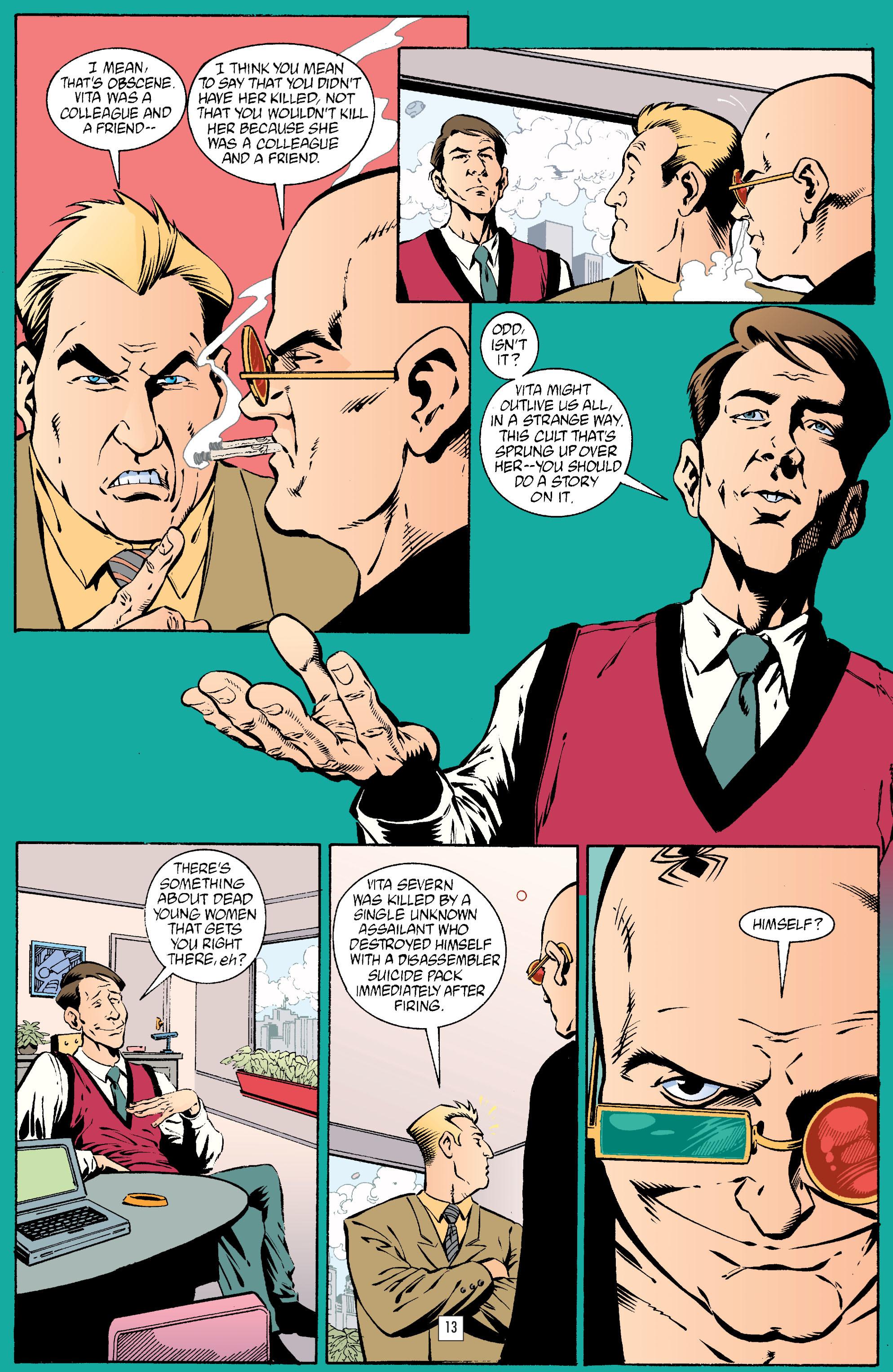 Read online Transmetropolitan comic -  Issue #23 - 14