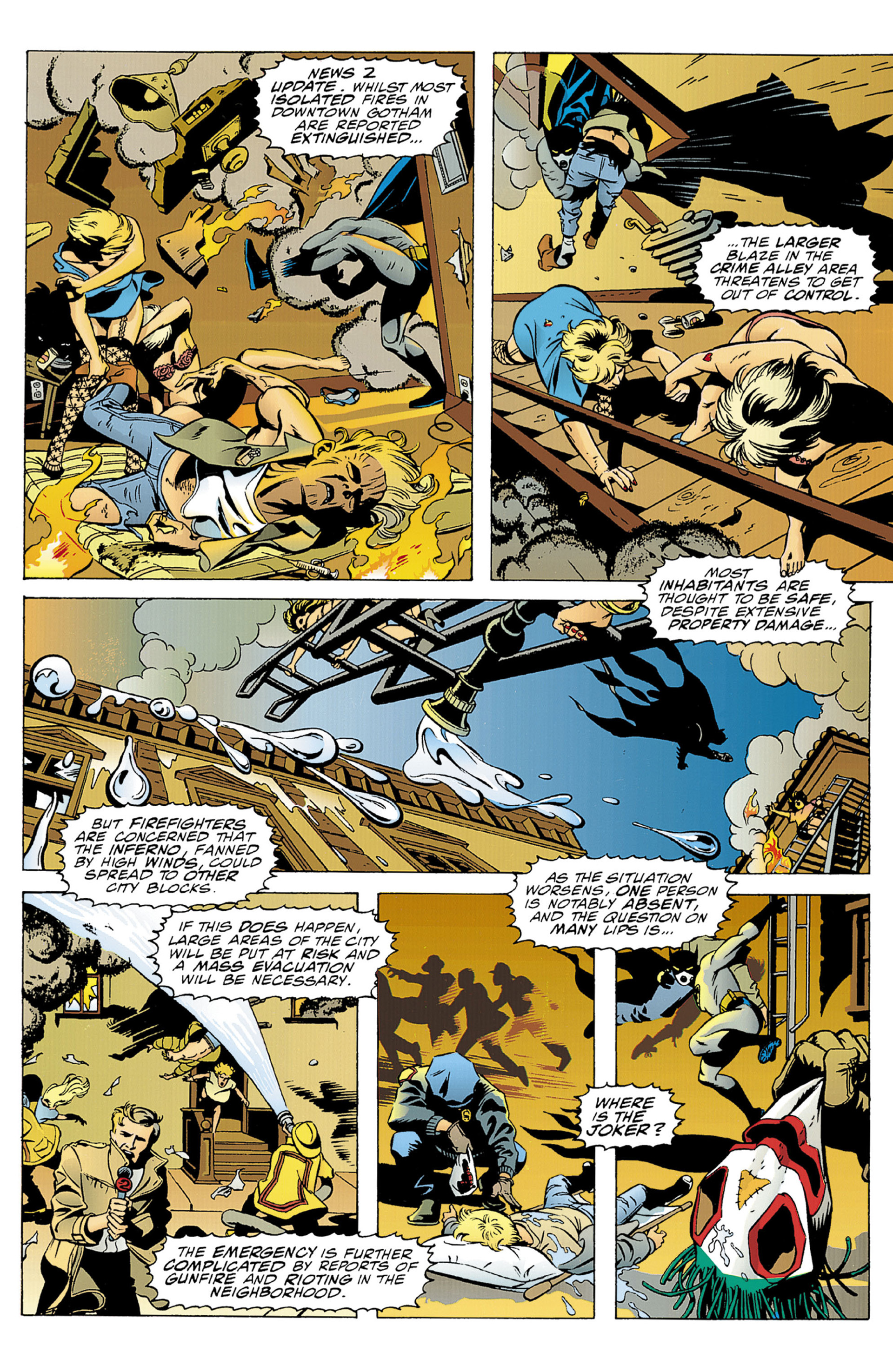 Read online World's Finest (1990) comic -  Issue #3 - 12