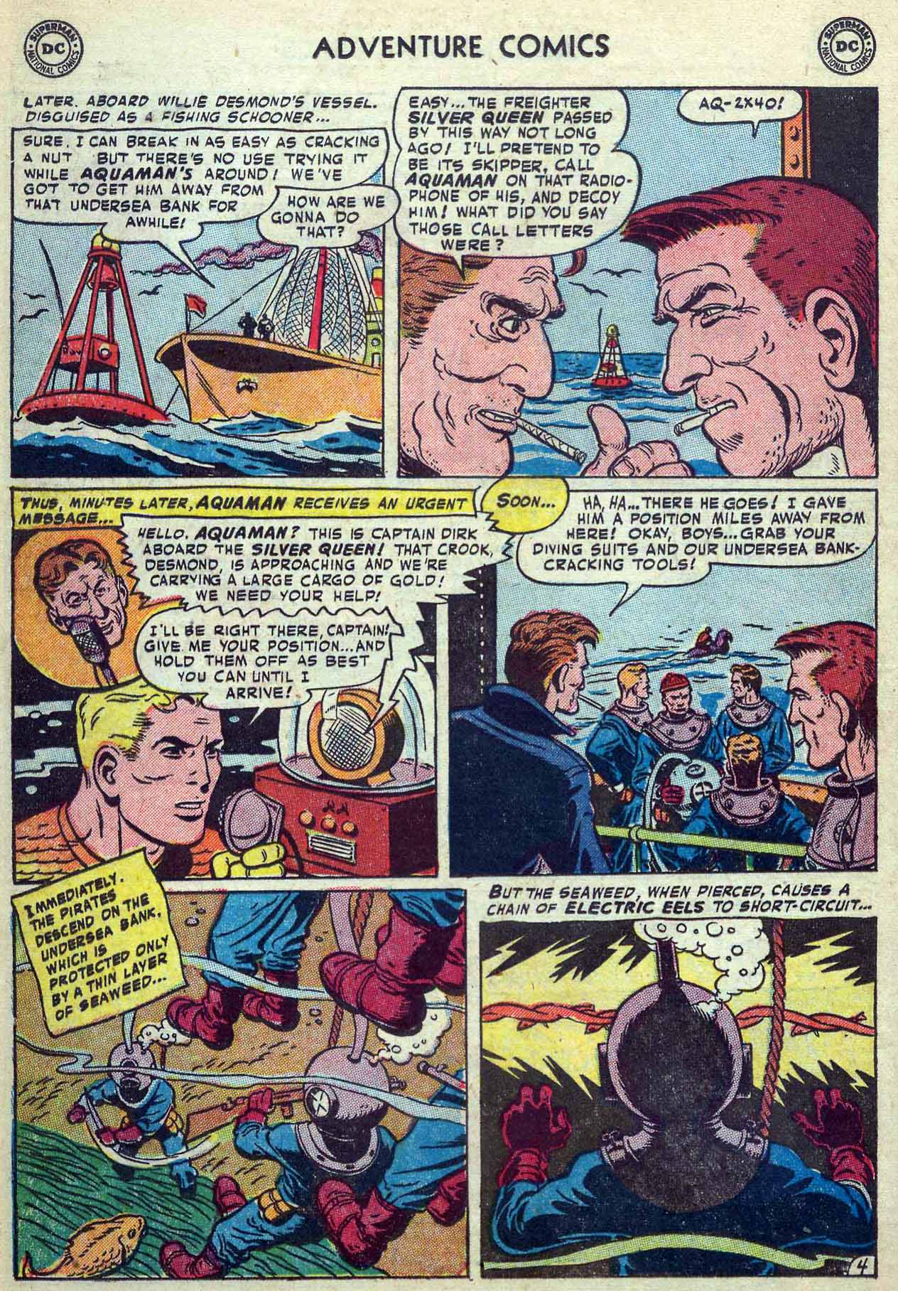 Read online Adventure Comics (1938) comic -  Issue #180 - 20