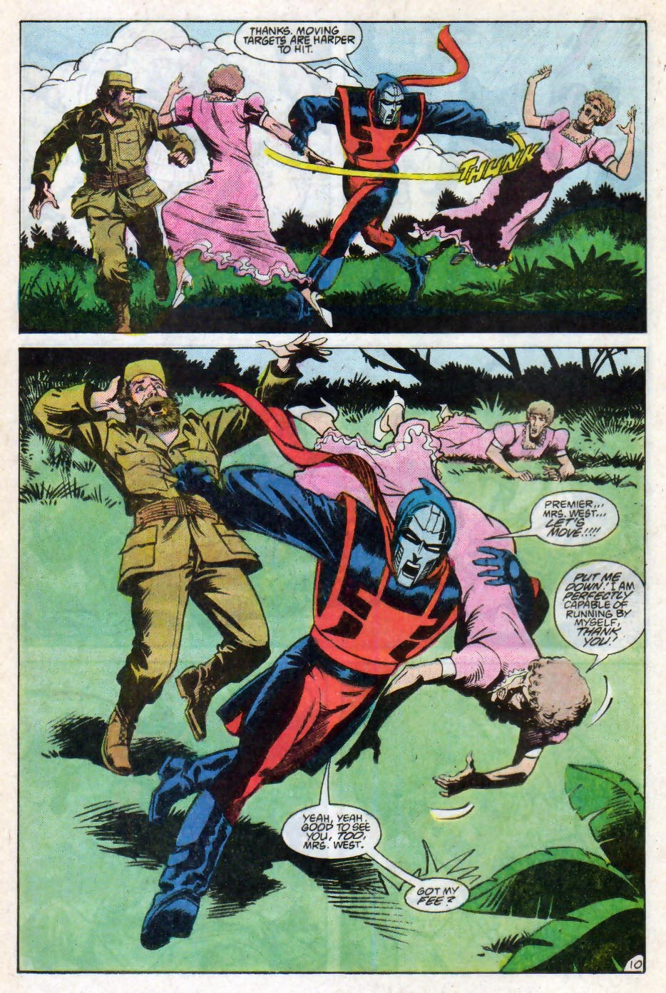 Manhunter (1988) issue 9 - Page 11