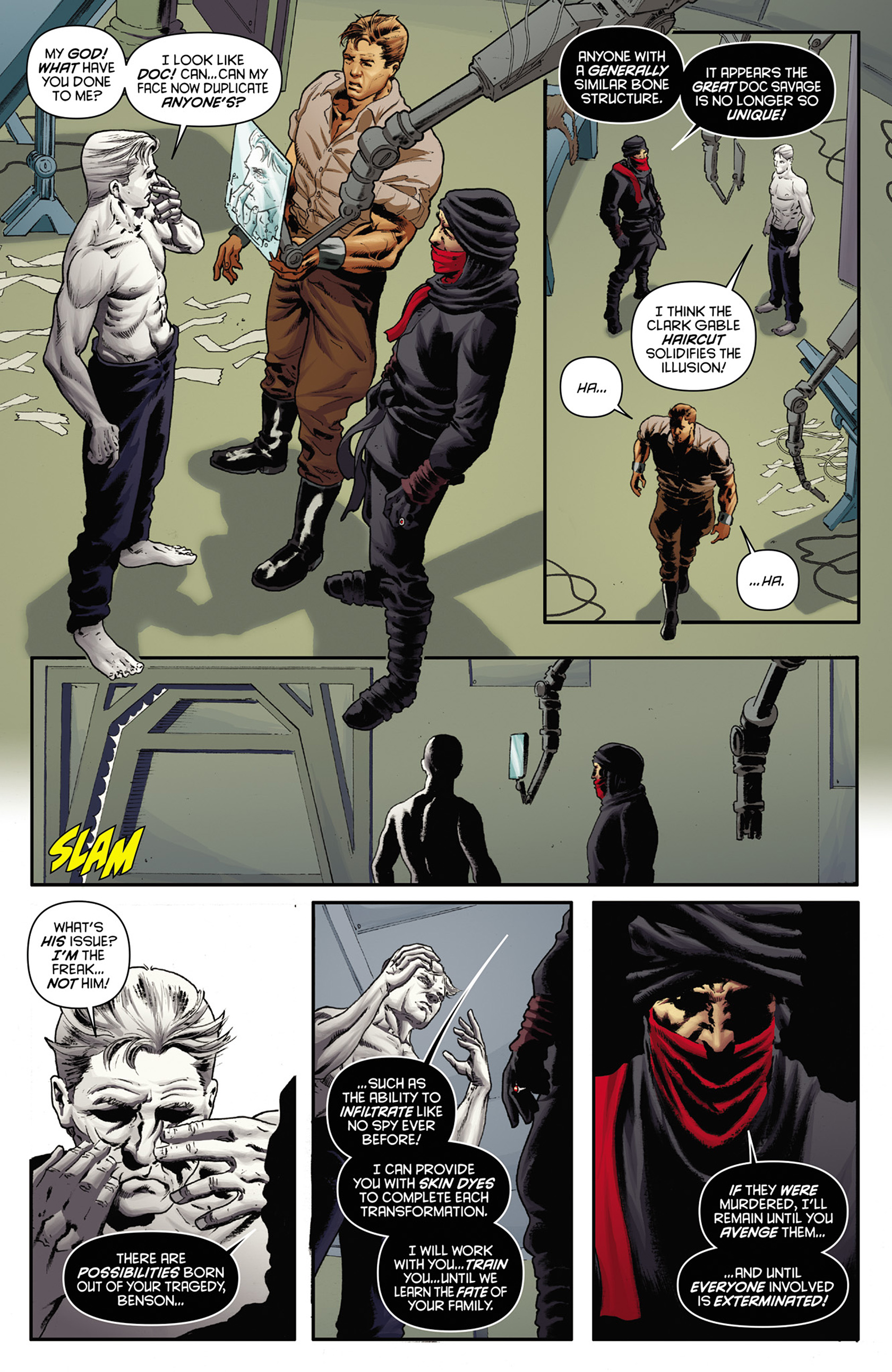 Read online Justice, Inc. comic -  Issue #3 - 19