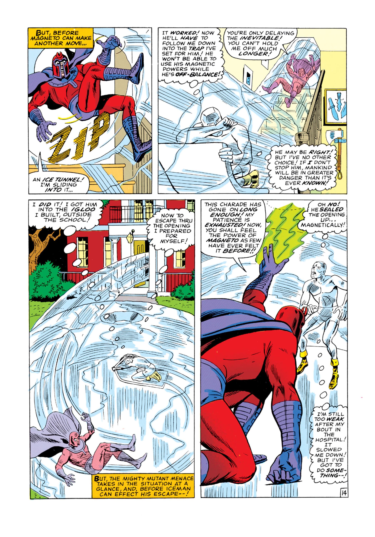 Read online Uncanny X-Men (1963) comic -  Issue #18 - 15