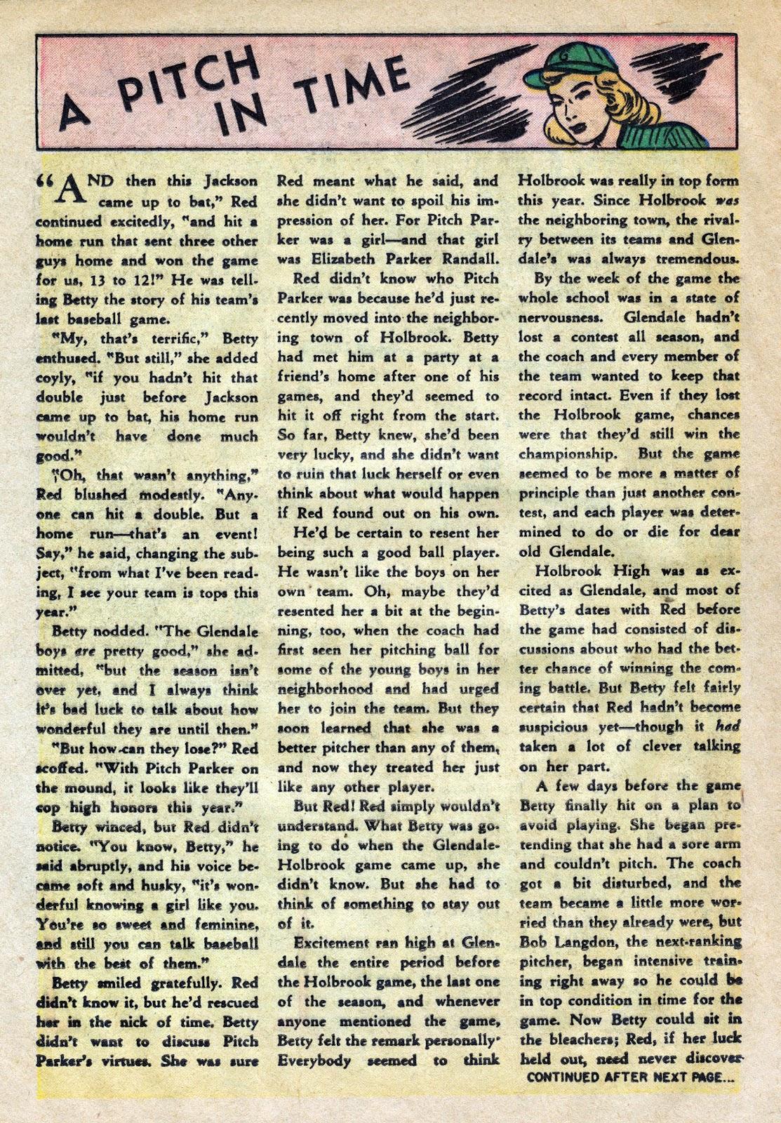 Georgie Comics (1949) issue 39 - Page 16