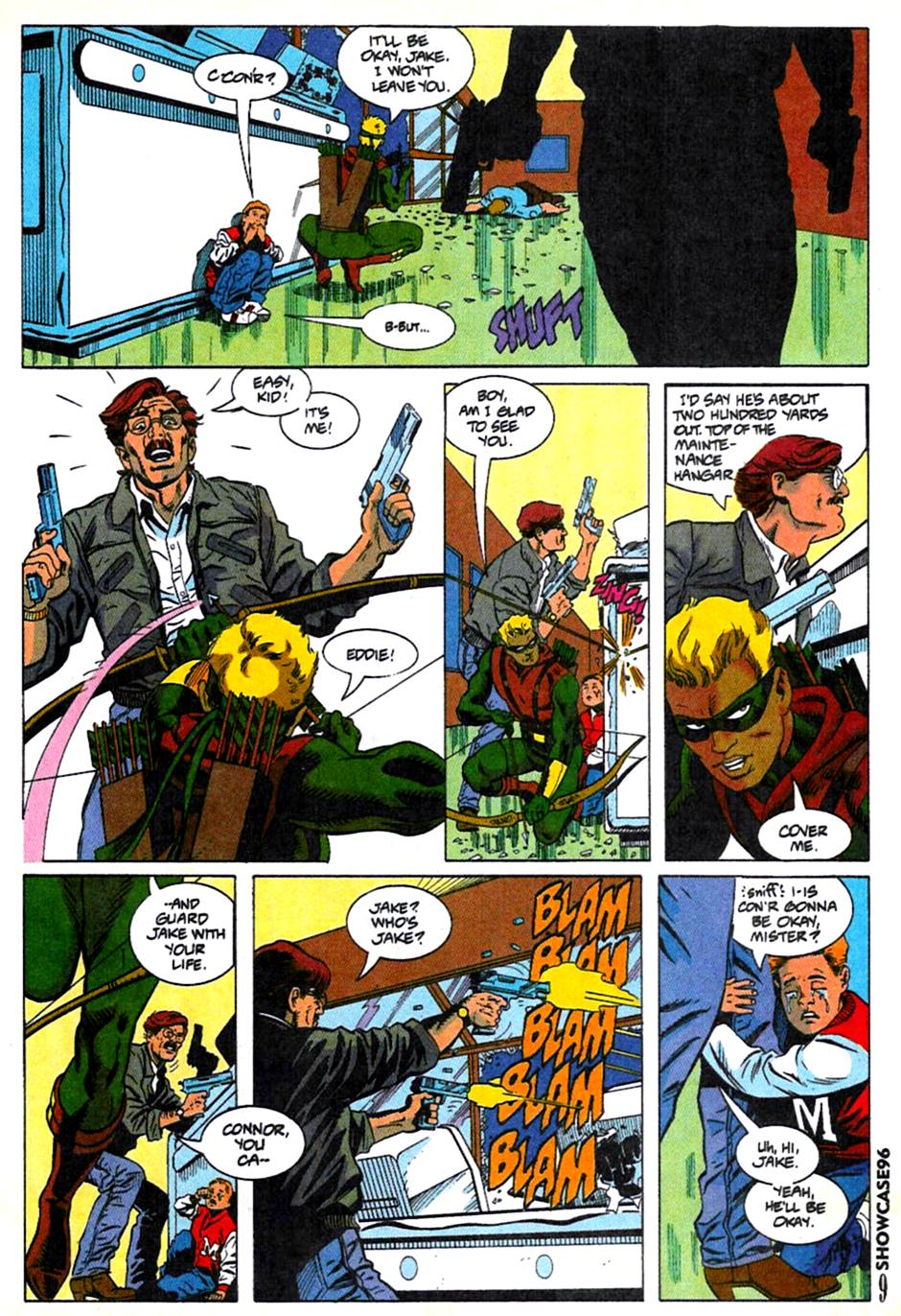 Read online Showcase '96 comic -  Issue #5 - 9