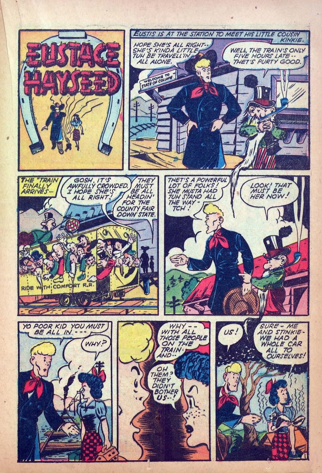 Read online Joker Comics comic -  Issue #12 - 39