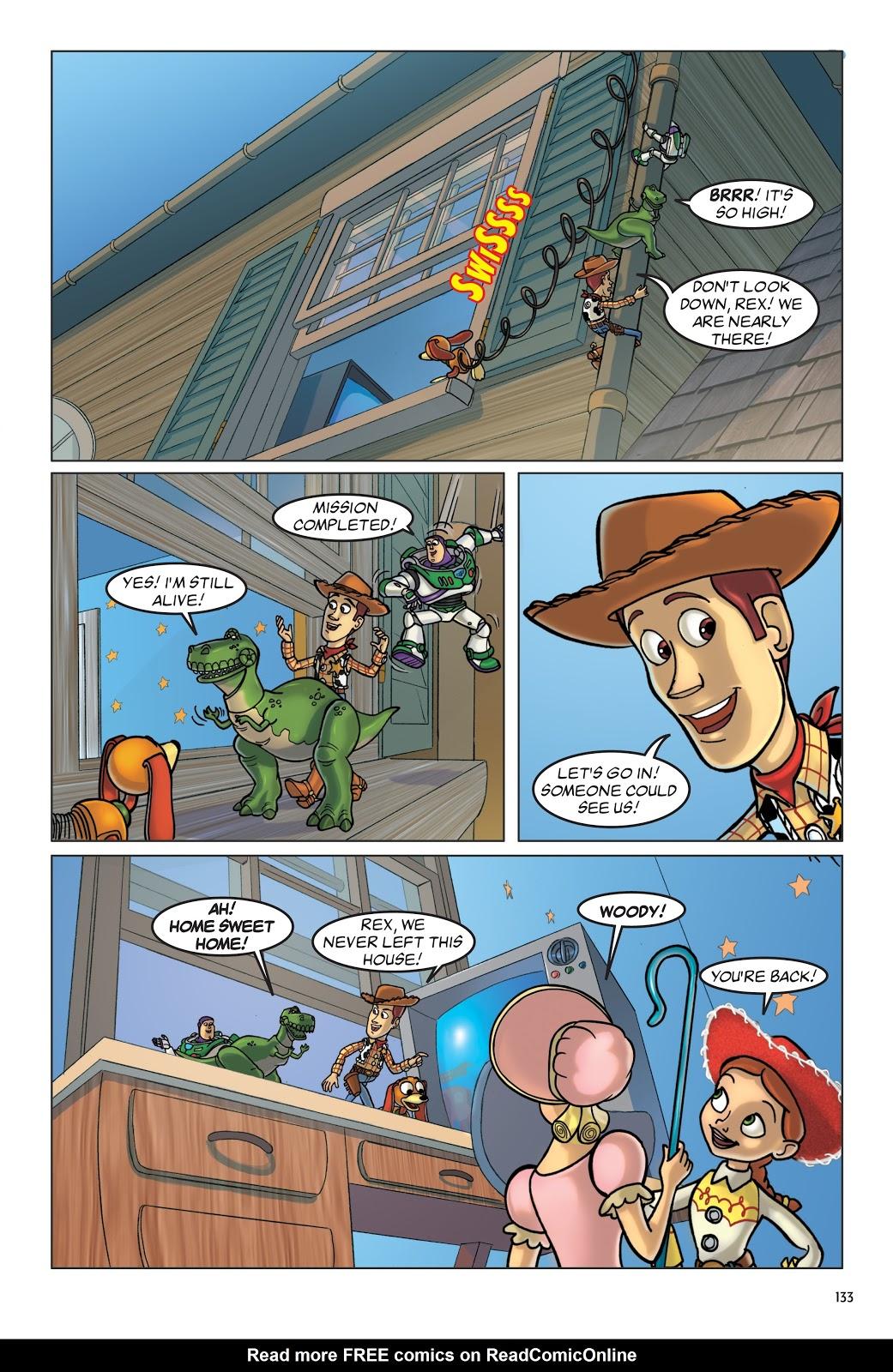 Read online DISNEY·PIXAR Toy Story Adventures comic -  Issue # TPB 1 (Part 2) - 33